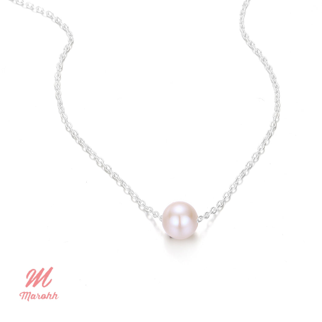 Eloise Pearl Necklace