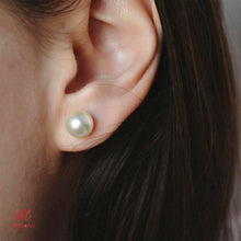 Load image into Gallery viewer, Franxia Pearl Earrings