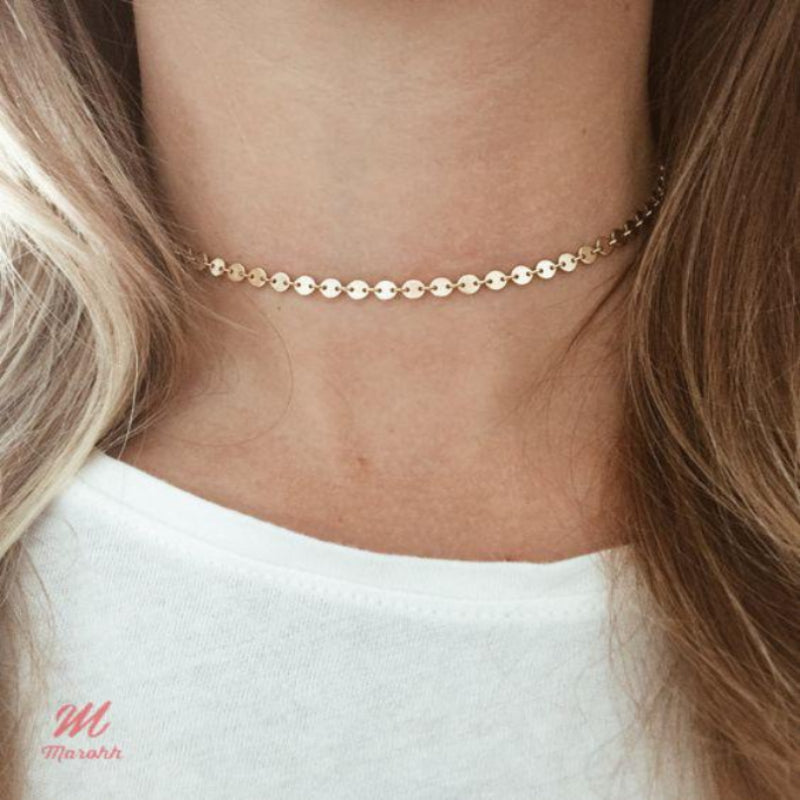 Margaux Style Choker Necklace
