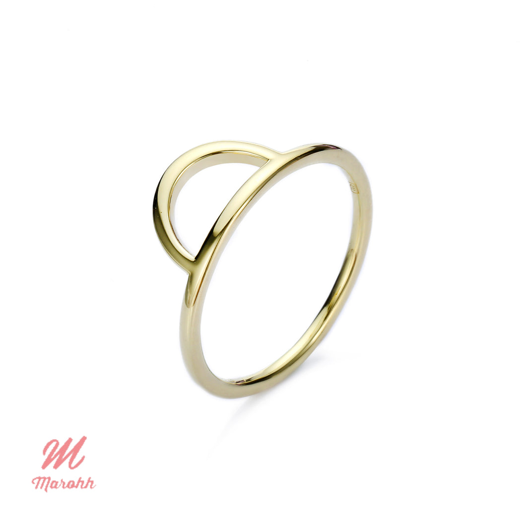 Claudette Minimalist Ring