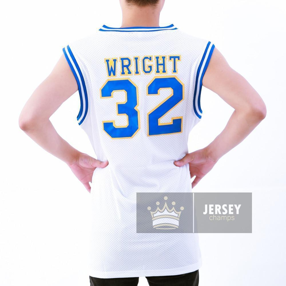 Monica Wright #32 Crenshaw Basketball Jersey Stitched - Jersey Champs - Custom Basketball, Baseball, Football & Hockey Jerseys