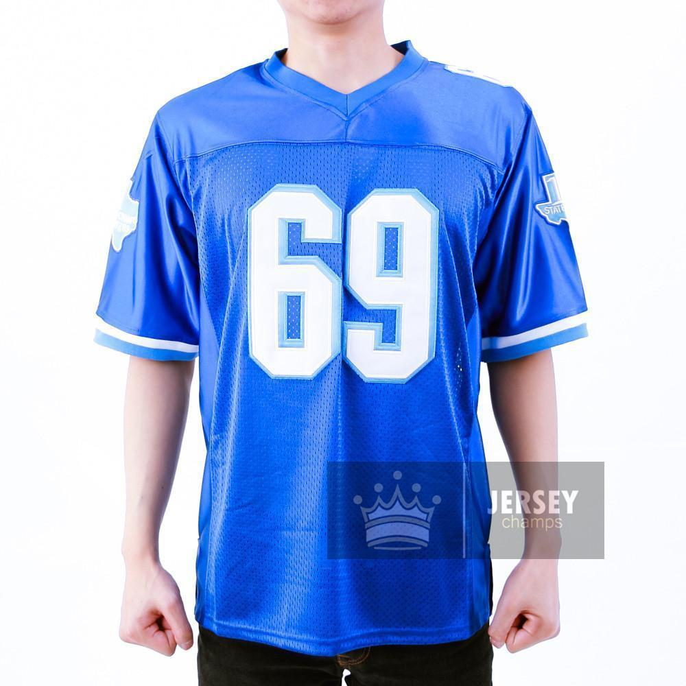 Billy Bob Football Jersey 69 - Jersey Champs