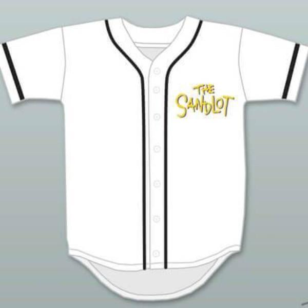 The Sandlot Yeah Yeah Baseball Jersey - Jersey Champs - Custom Basketball c6991c652