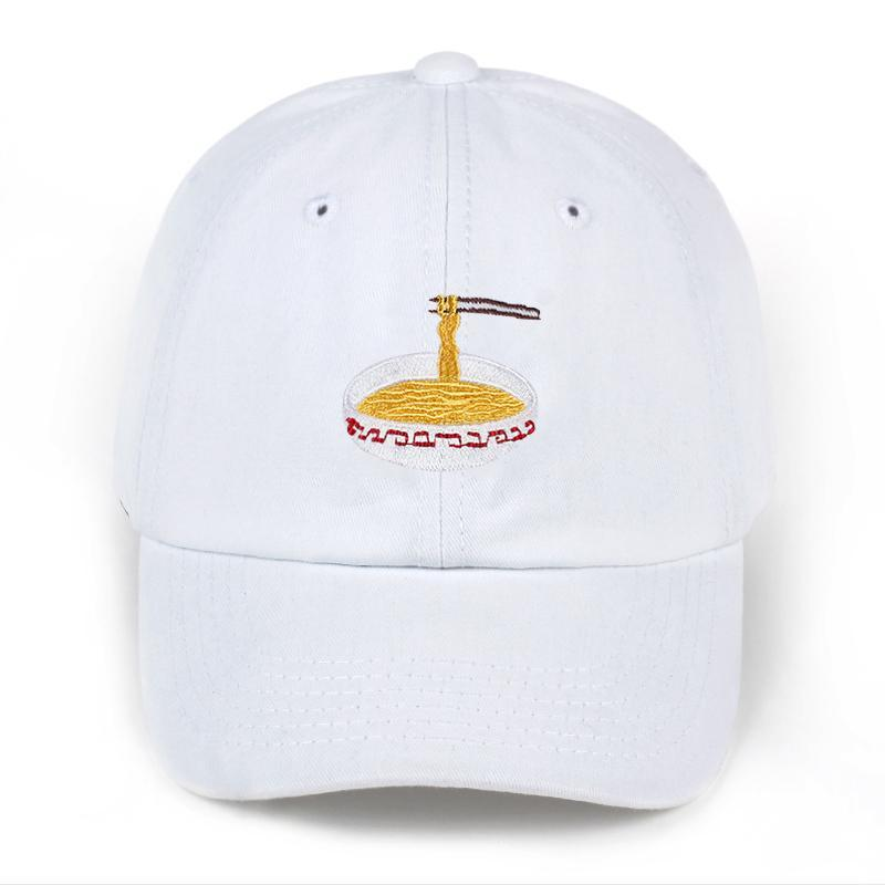 Ramen Cup Noodles Dad Hat - Jersey Champs - Custom Basketball, Baseball, Football & Hockey Jerseys