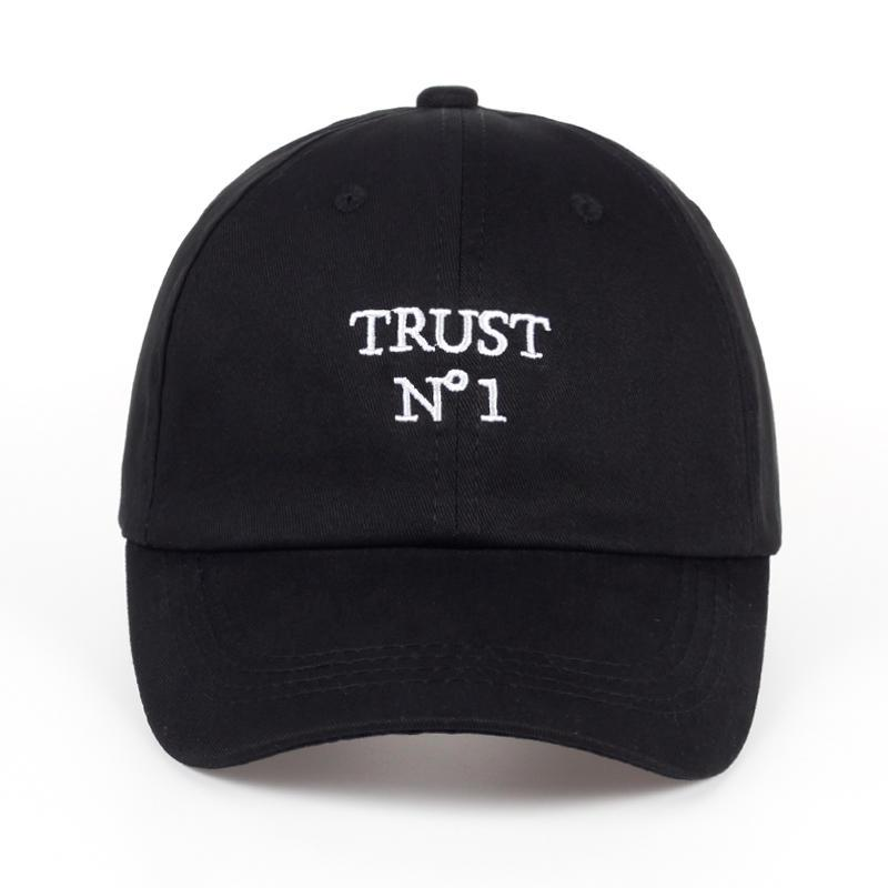 Trust No One Dad Hat