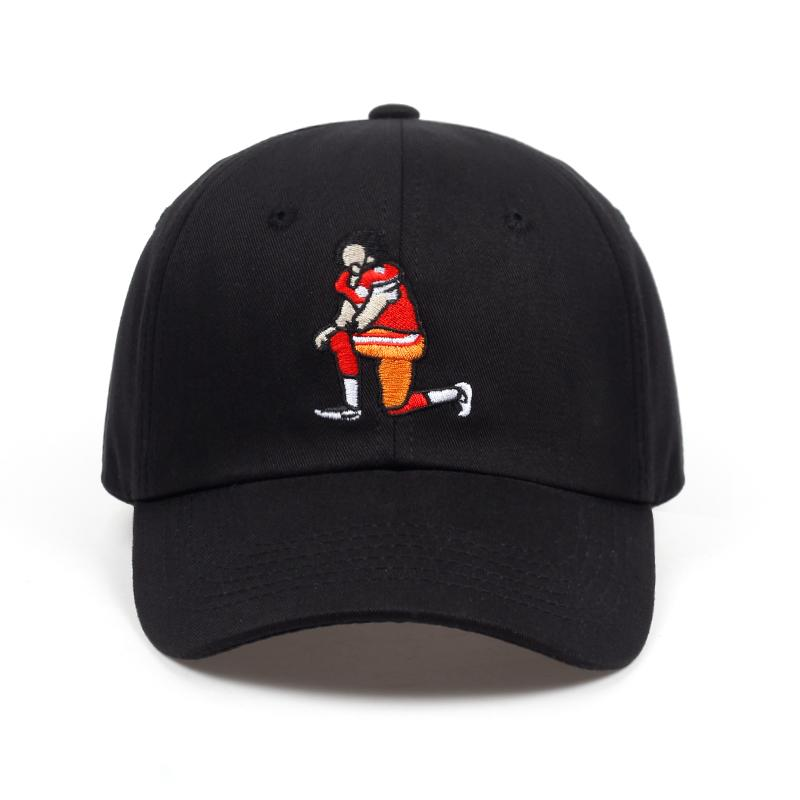 Kaepernick Take a Knee Dad Hat