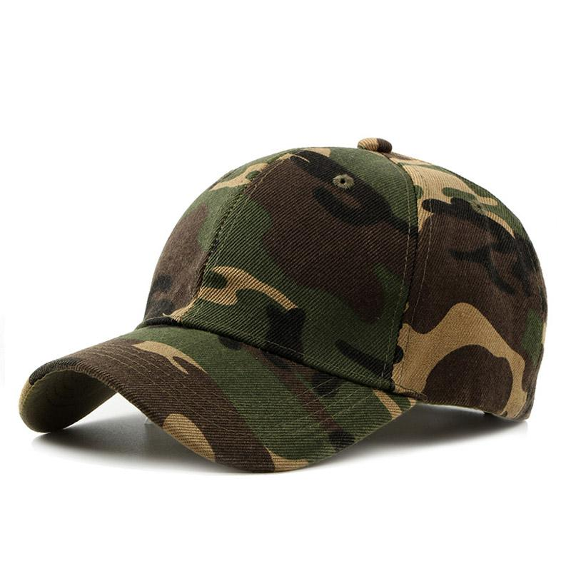 Camo Dad Hat - Jersey Champs