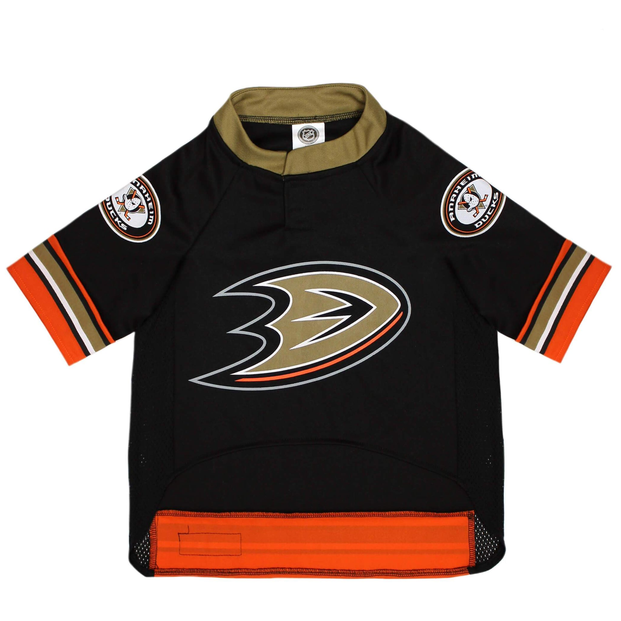 Anaheim Ducks Dog Hockey Jersey - Jersey Champs