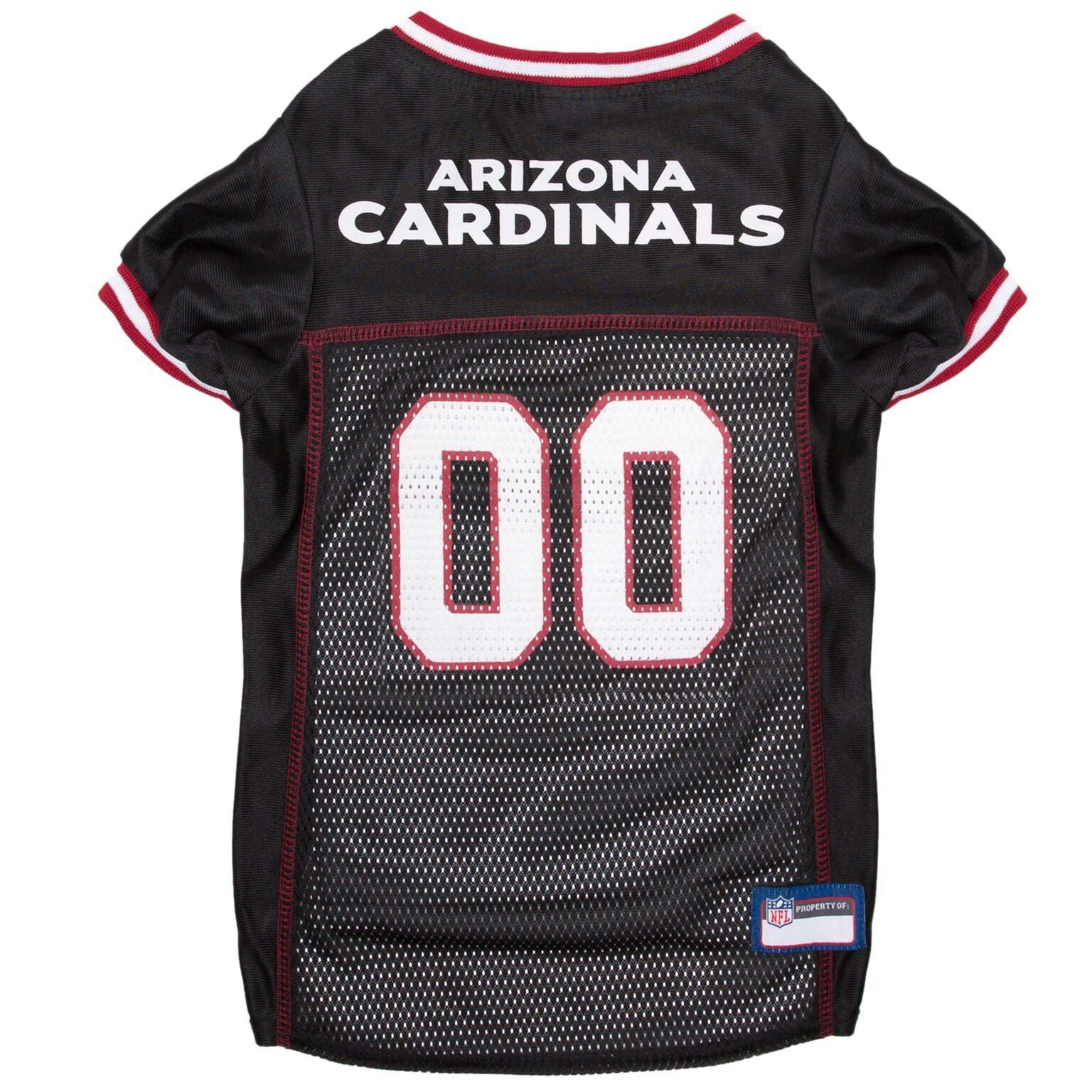 Arizona Cardinals Puppy Dog Football Jersey - Jersey Champs
