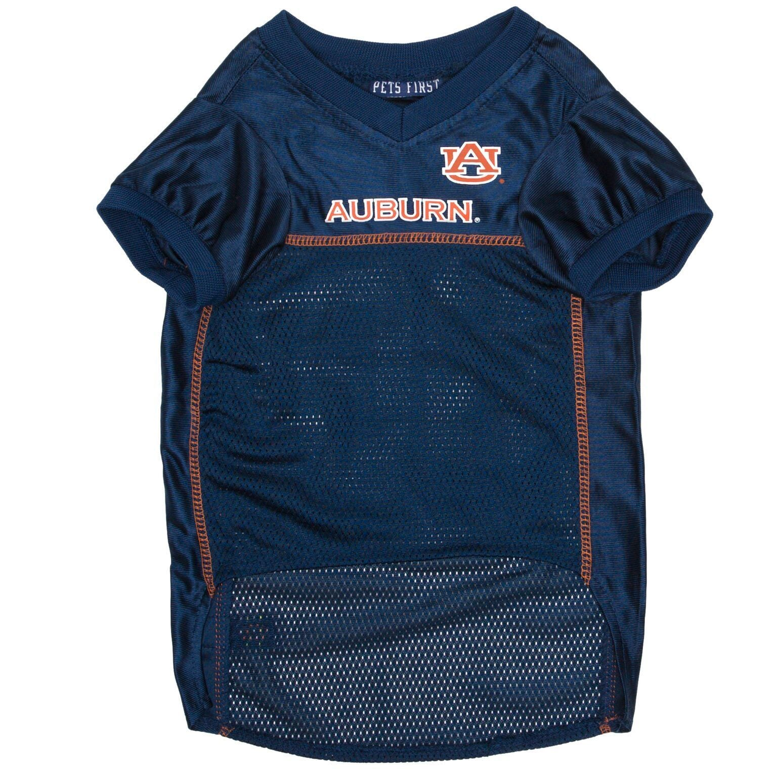 Auburn Tigers Puppy Dog Football Jersey - Jersey Champs