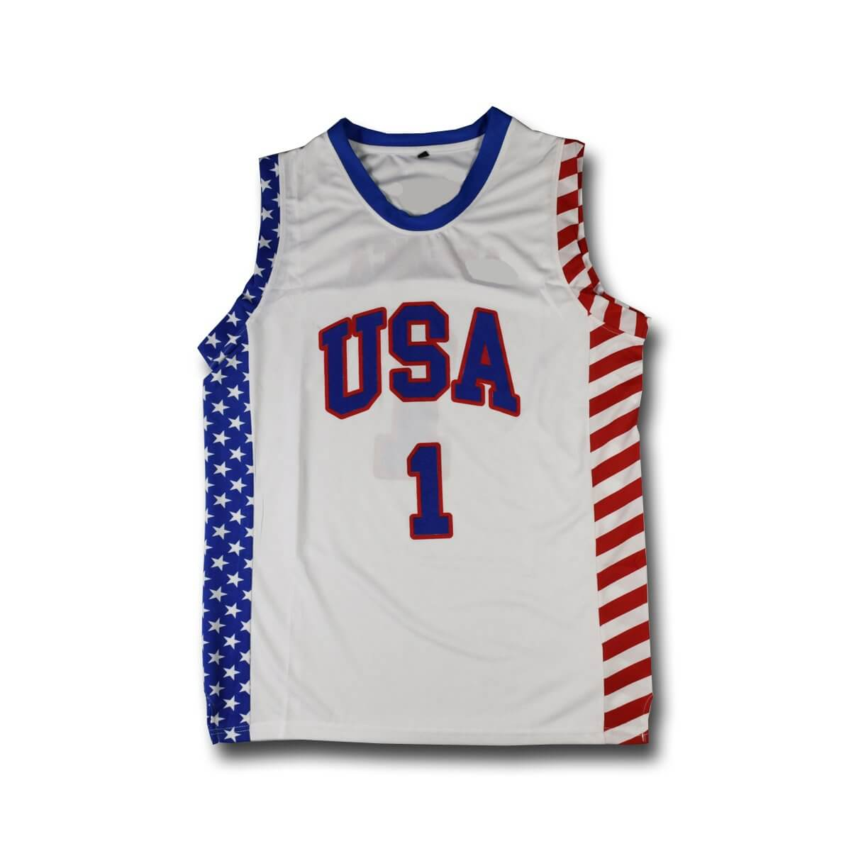 USA America Basketball Jersey