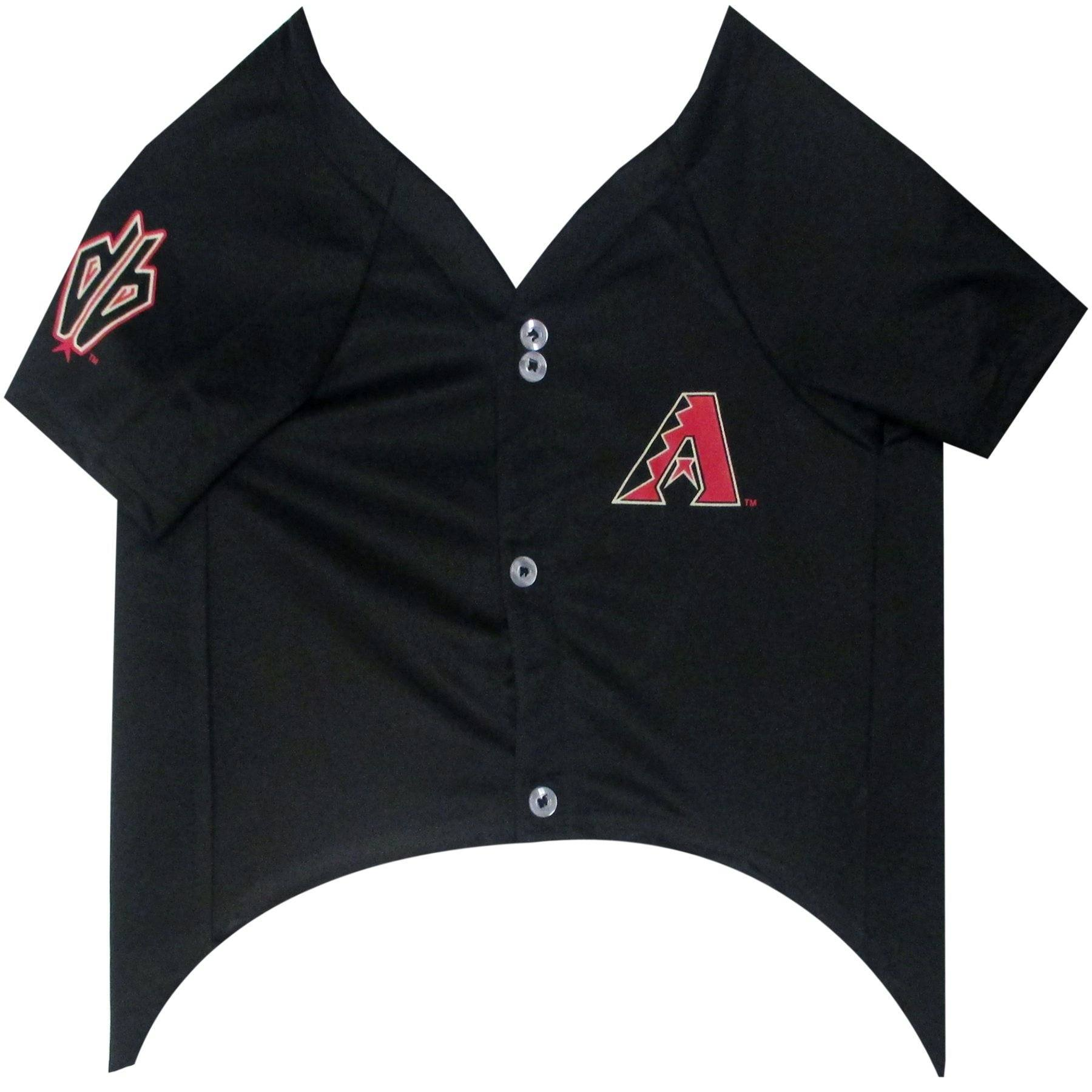 Arizona Diamondbacks Puppy Dog Baseball Jersey - Jersey Champs
