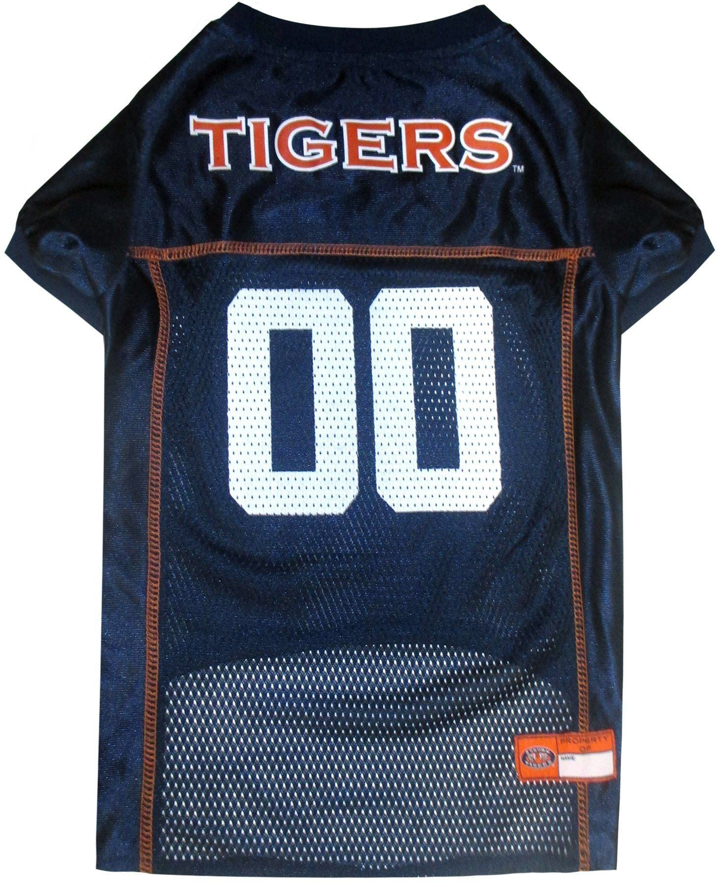 quality design 7756c a7445 Auburn Tigers Puppy Dog Football Jersey