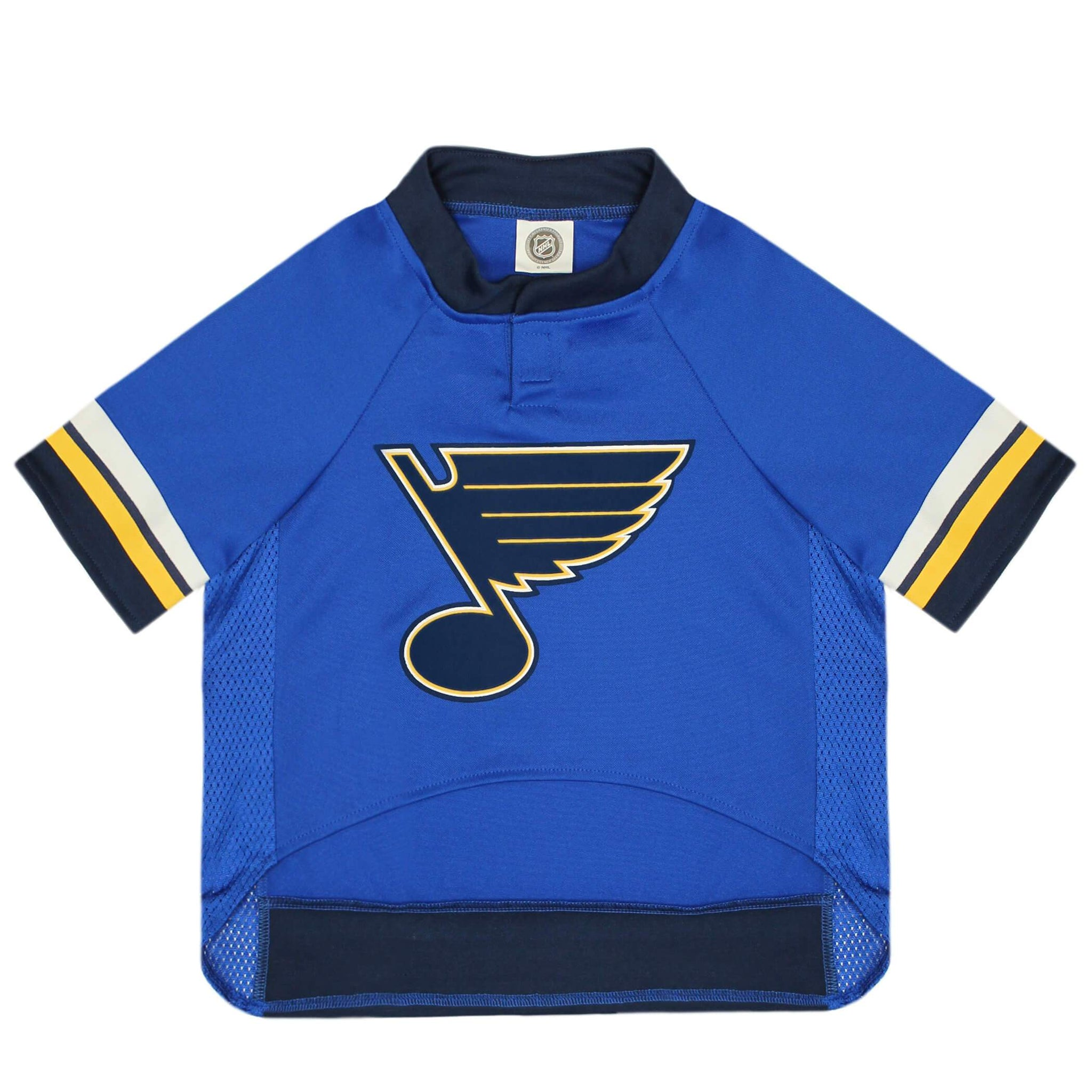 Saint Louis Blues Dog Hockey Jersey