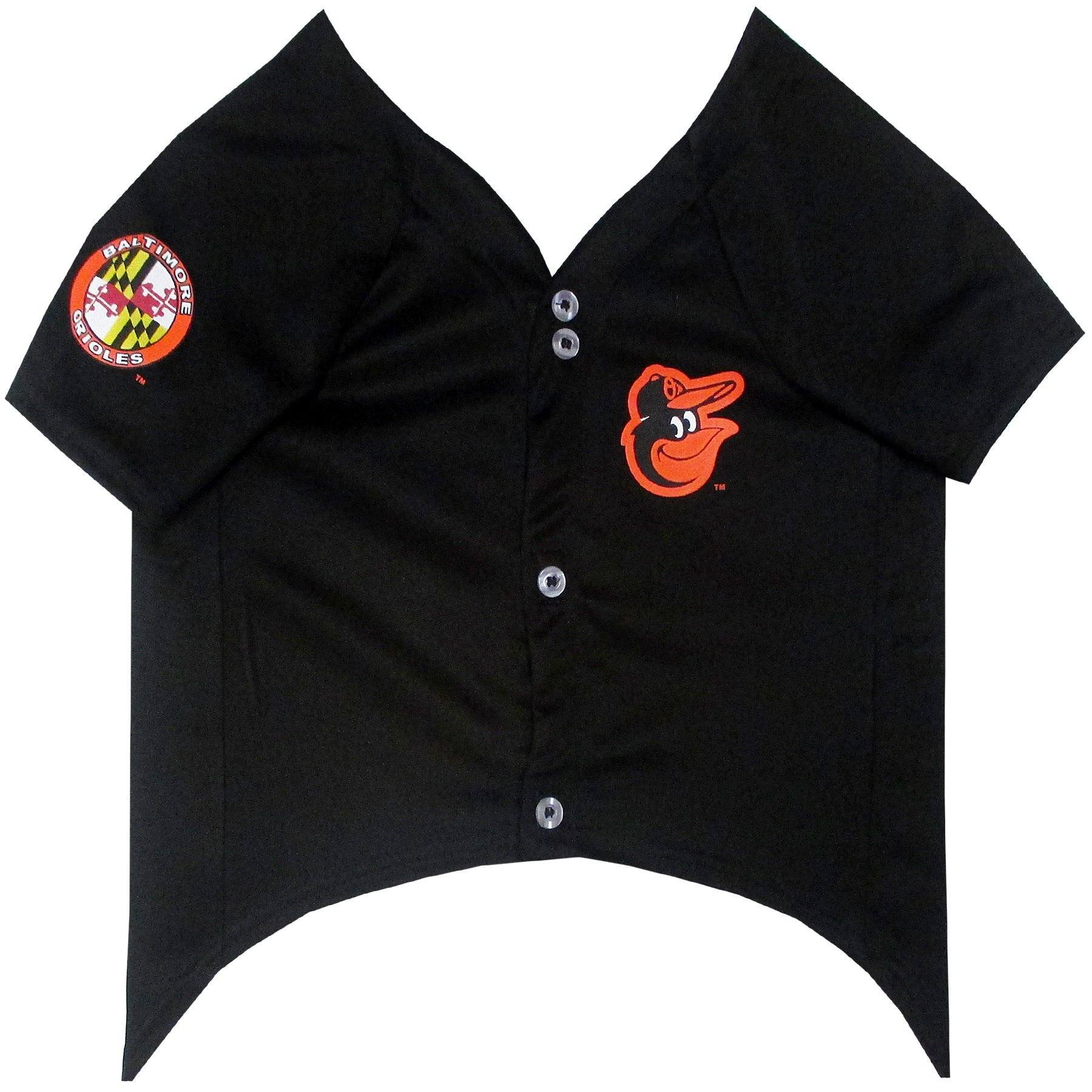 Baltimore Orioles Puppy Dog Baseball Jersey - Jersey Champs