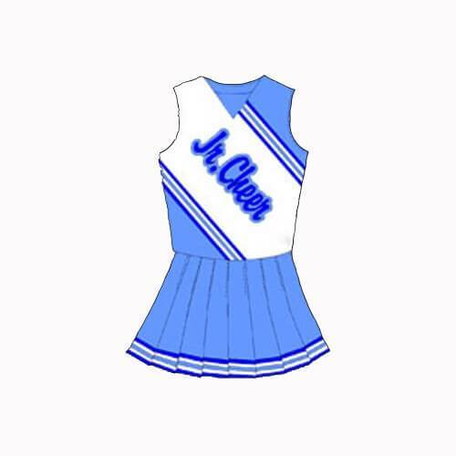 Big Momma's House 2 Junior Cheer Cheerleader Uniform - Jersey Champs