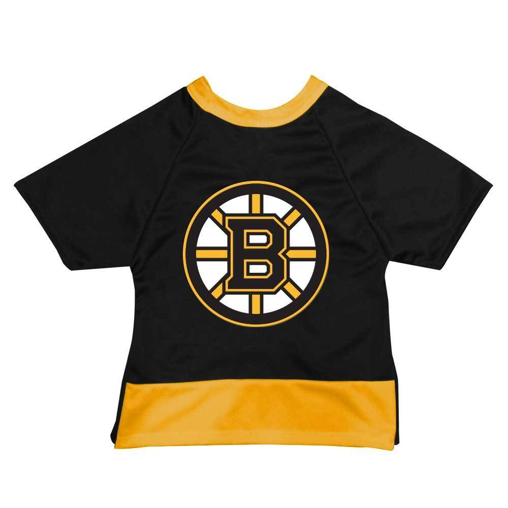 pretty nice ccbcc 923bc Boston Bruins Puppy Ice Hockey Jersey