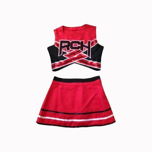 Bring It On Torrance Shipman (Kirsten Dunst) Rancho Carne High School Toros Cheerleader Uniform - Jersey Champs