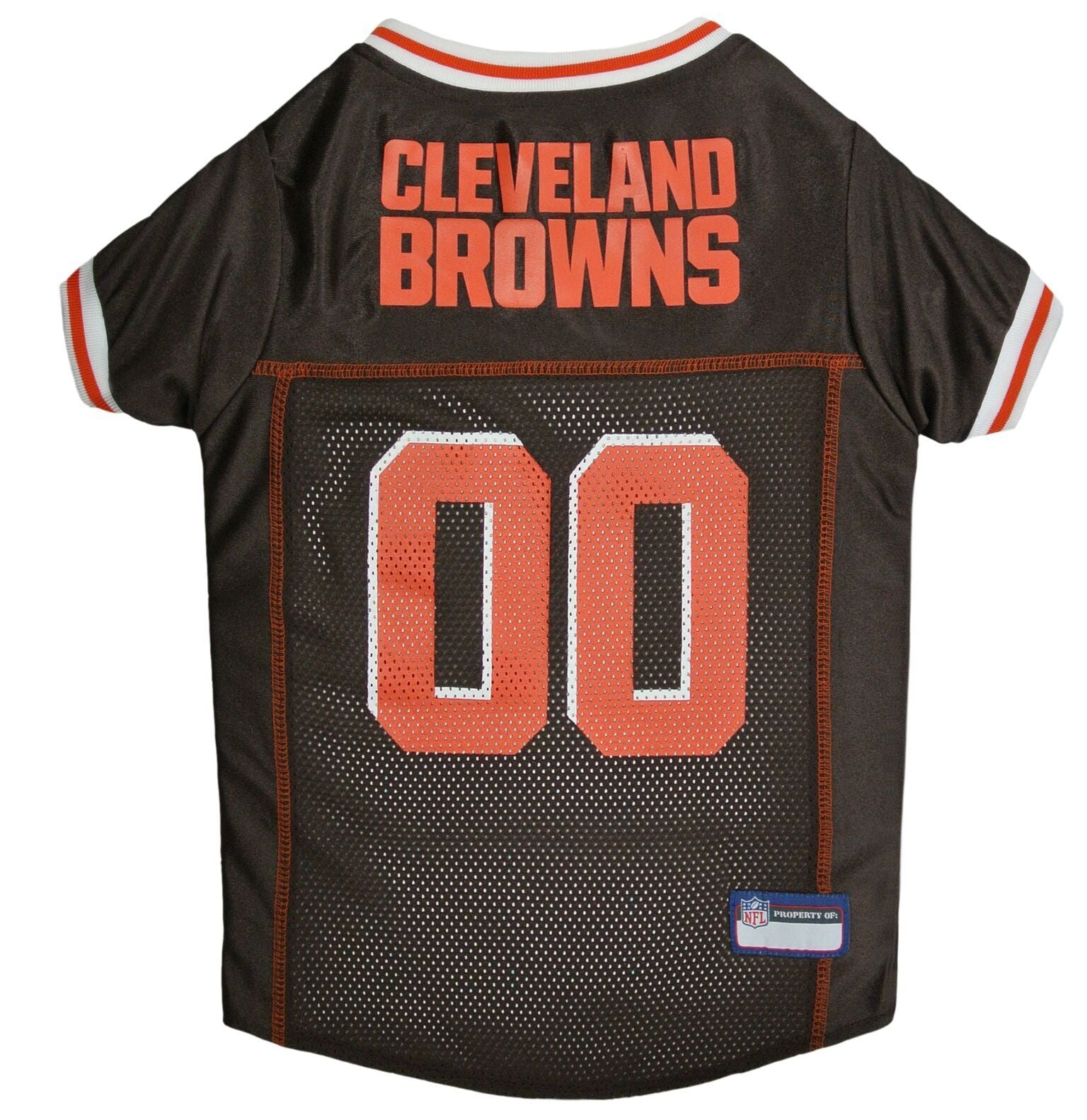 Discount Cleveland Browns Puppy Dog Football Jersey Cheerleading Uniform  hot sale