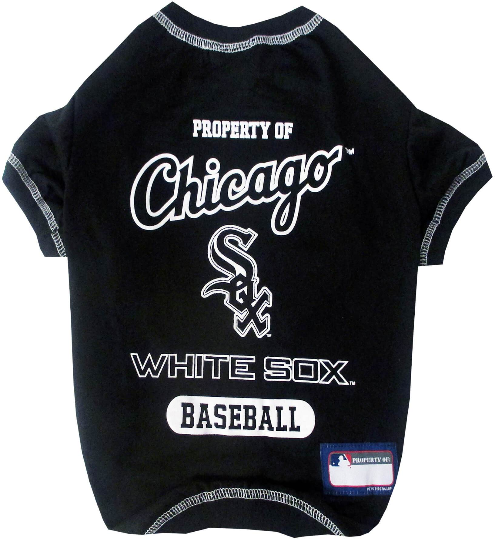 Chicago White Sox Dog Shirt - Jersey Champs