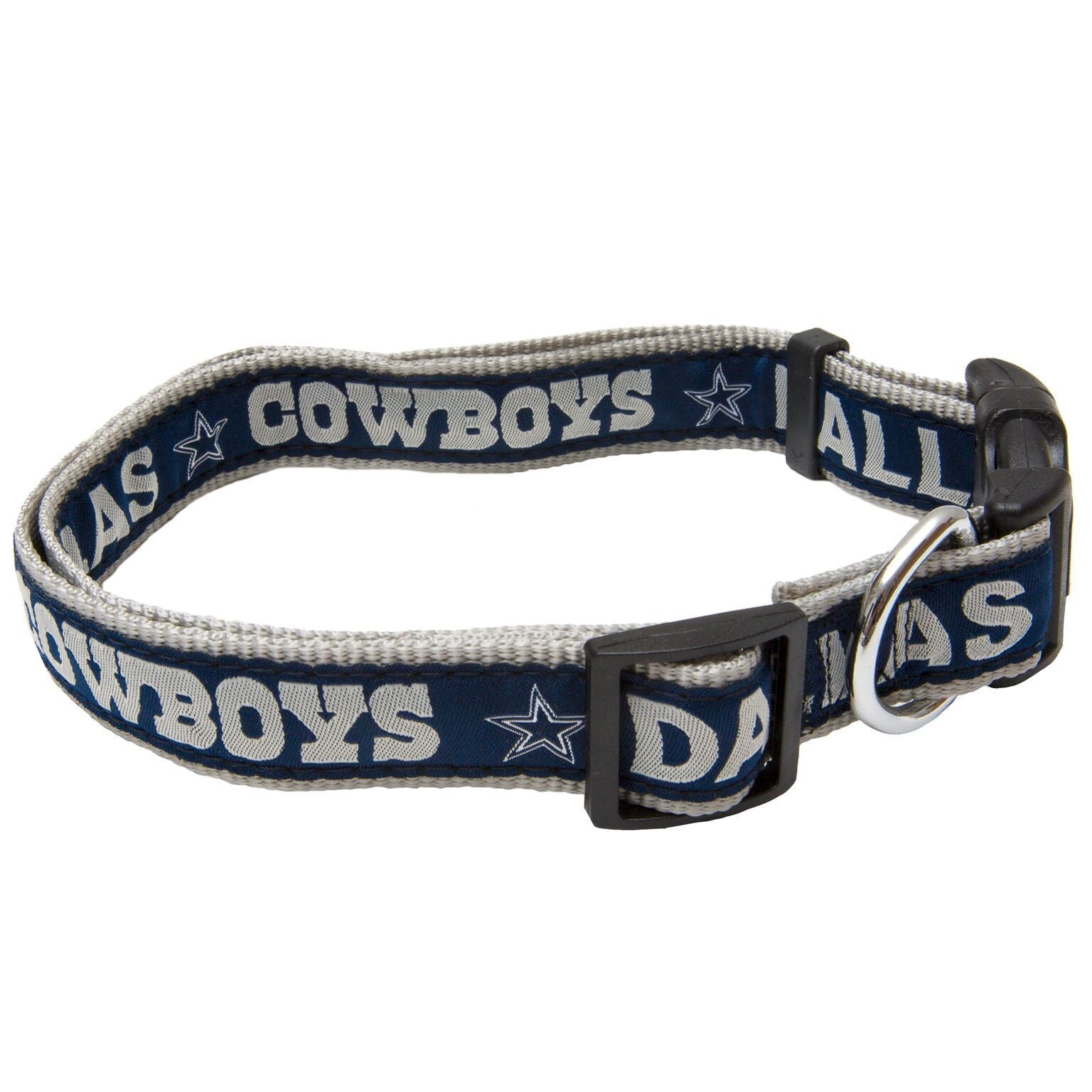 Dallas Cowboys Puppy Dog Football Jersey Cheerleading Uniform Collar Leash - Jersey Champs - Custom Basketball, Baseball, Football & Hockey Jerseys
