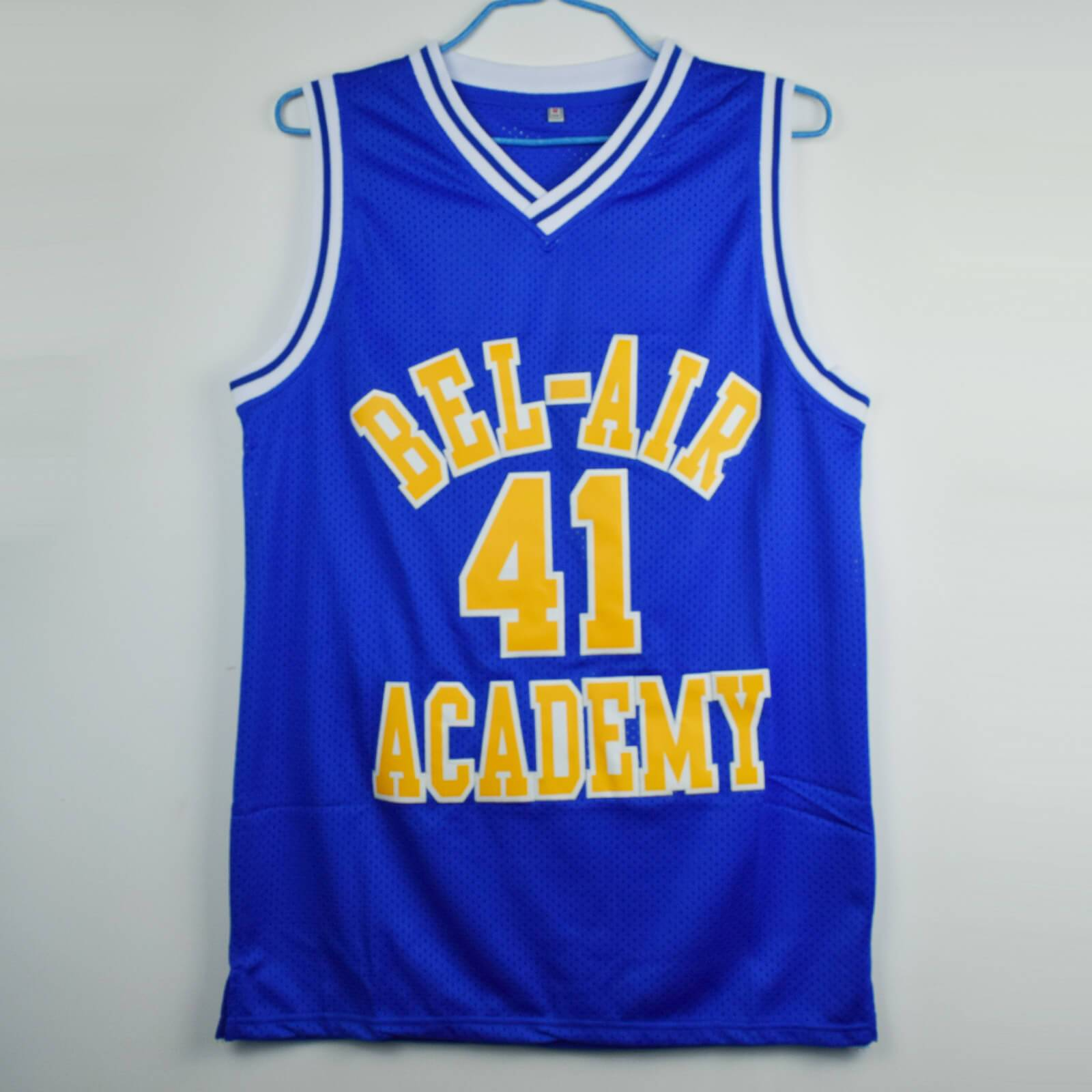 Bel Air Academy #41 Will Smith Basketball Jersey - Jersey Champs