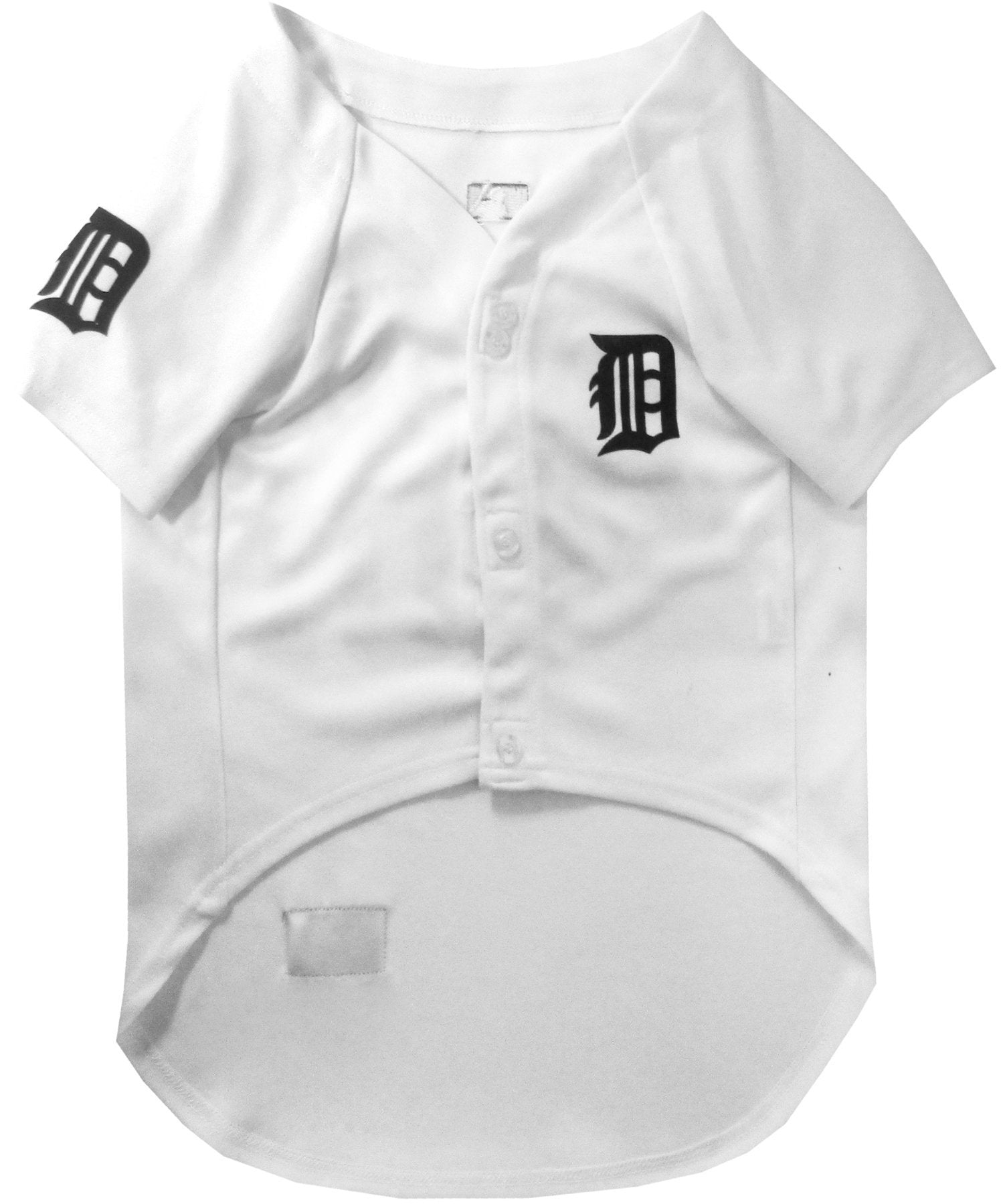 Detoit Tigers Puppy Dog Baseball Jersey - Jersey Champs - Custom Basketball, Baseball, Football & Hockey Jerseys