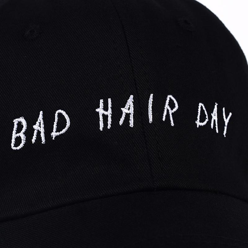 Bad Hair Day Dad Hat - Jersey Champs
