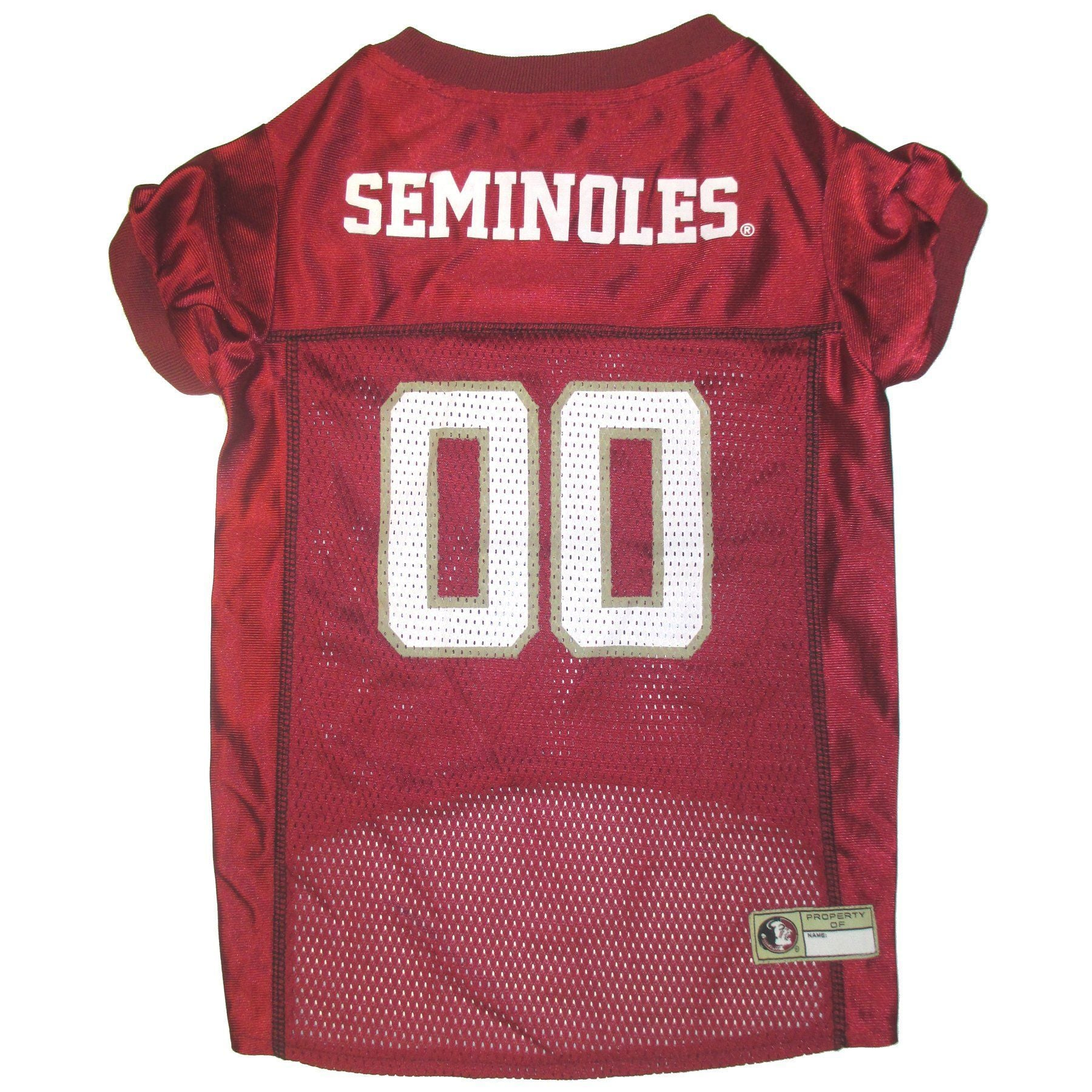 Florida State Seminoles Puppy Dog  Football Jersey