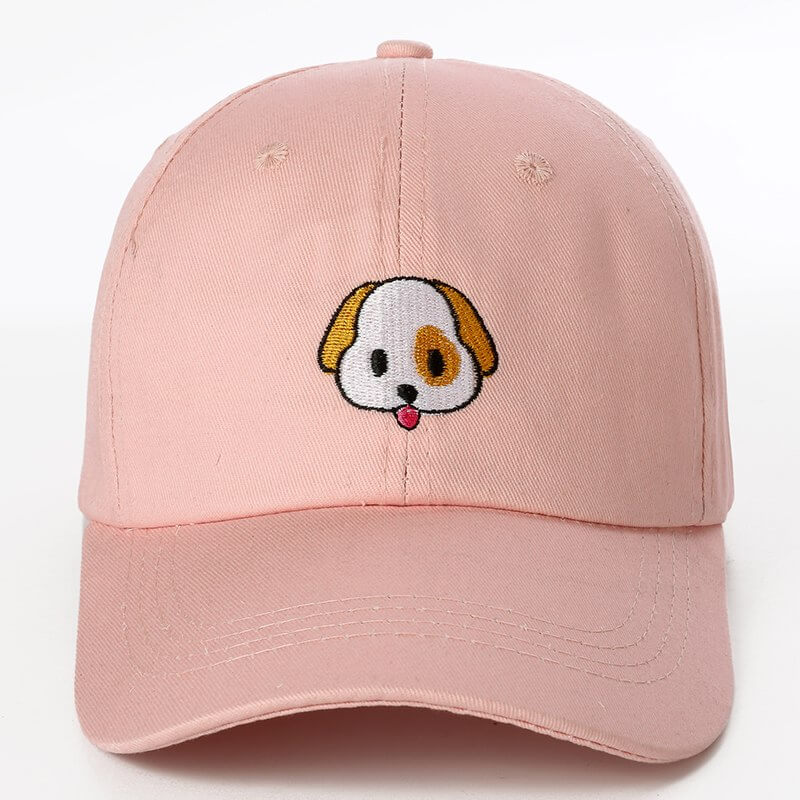 Dog Emoji Hat