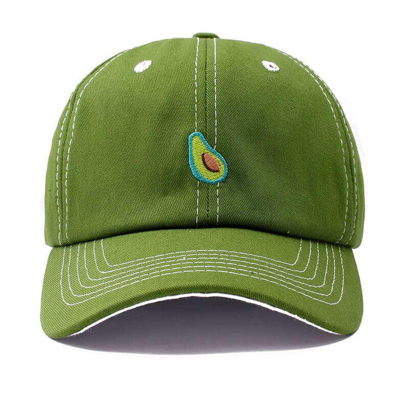 Green Avocado Hat