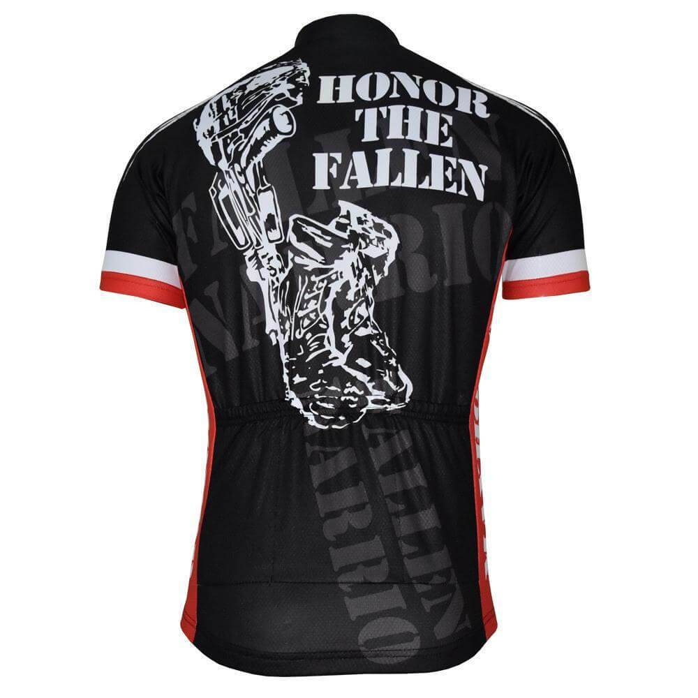 Honor The Fallen United States Cycling Jersey