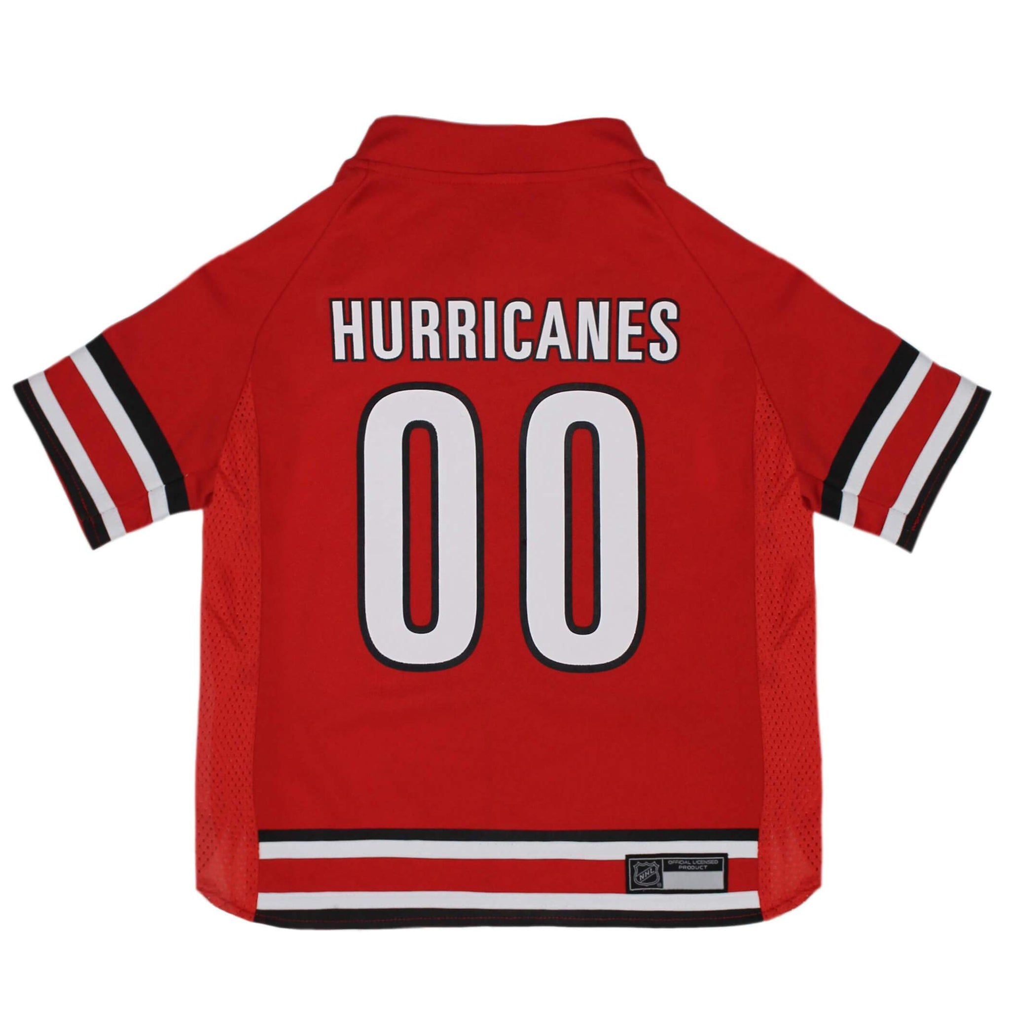 Miami Hurricanes Dog Hockey Jersey