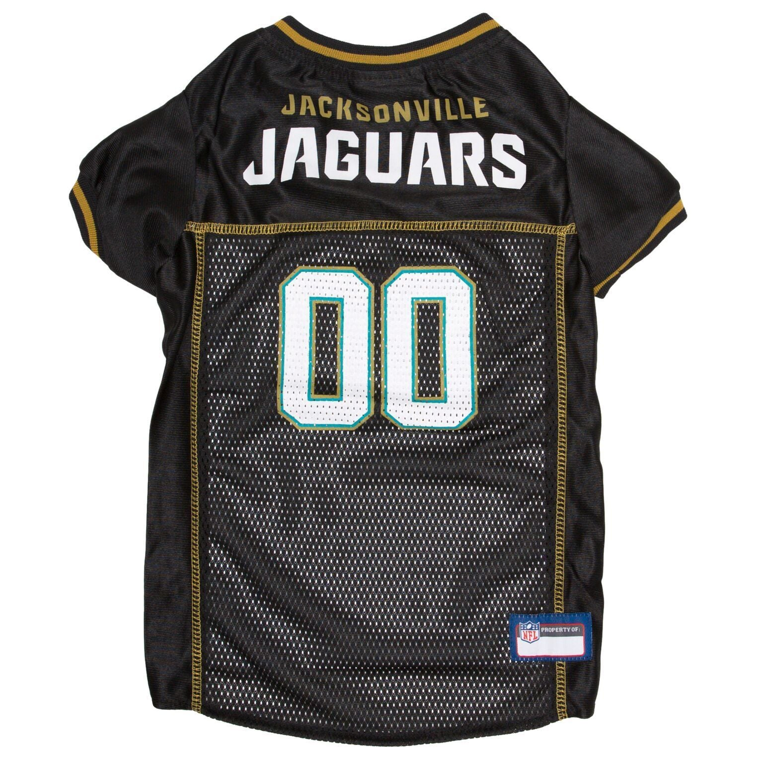 Jacksonville Jaguars Football Jersey Cheerleading Uniform Collar Leash