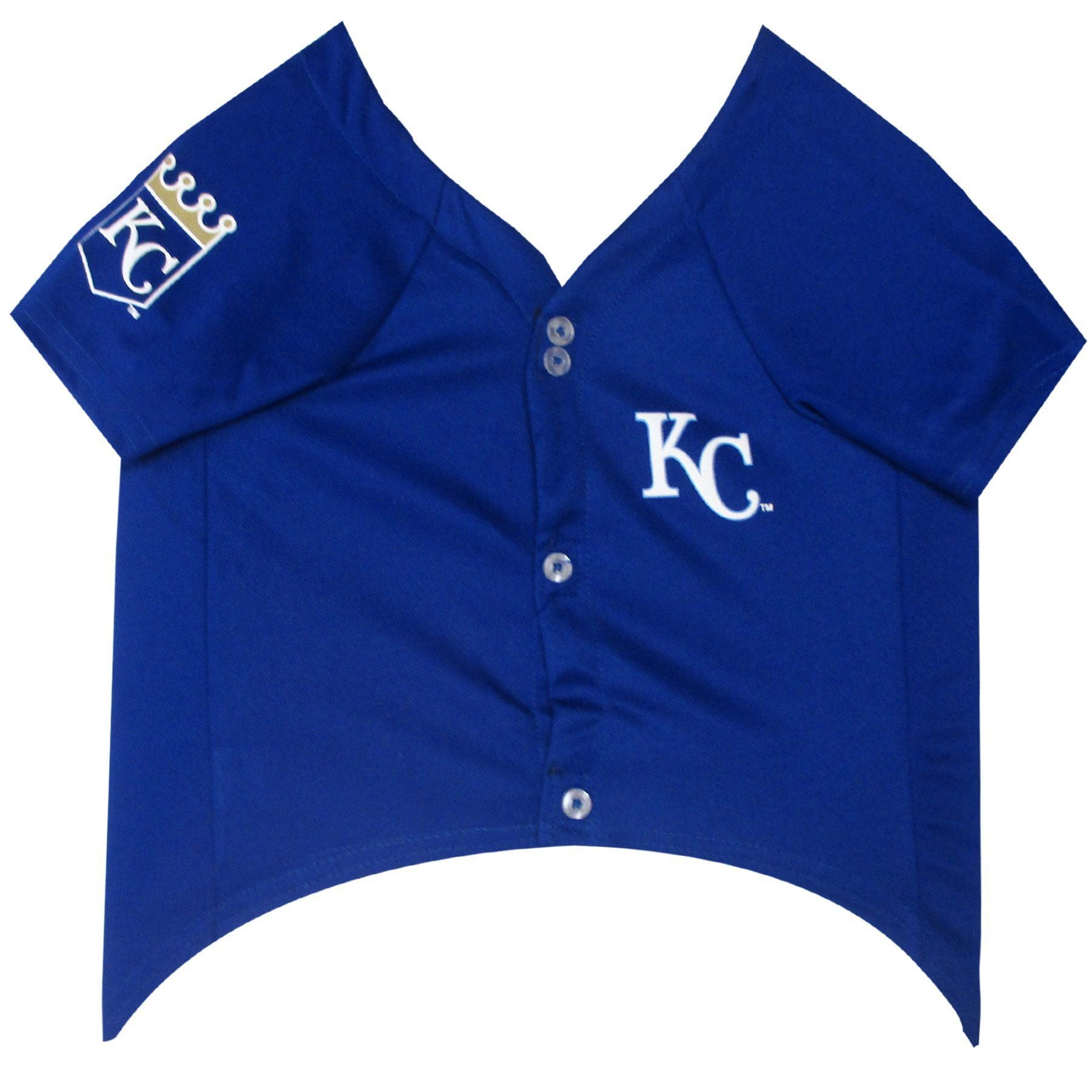 Kansas City Royals Puppy Dog Baseball Jersey