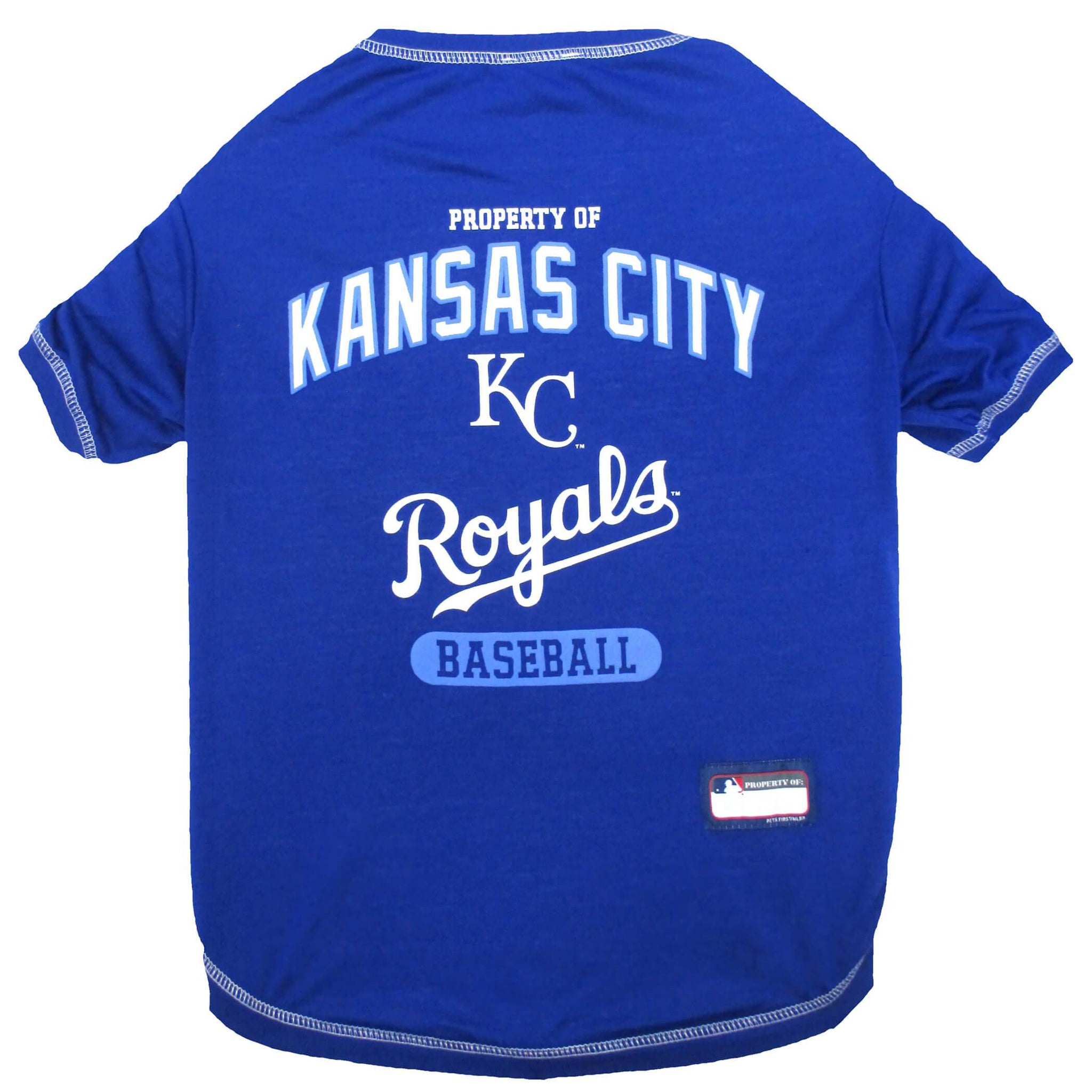 Kansas city Royals Dog Shirt