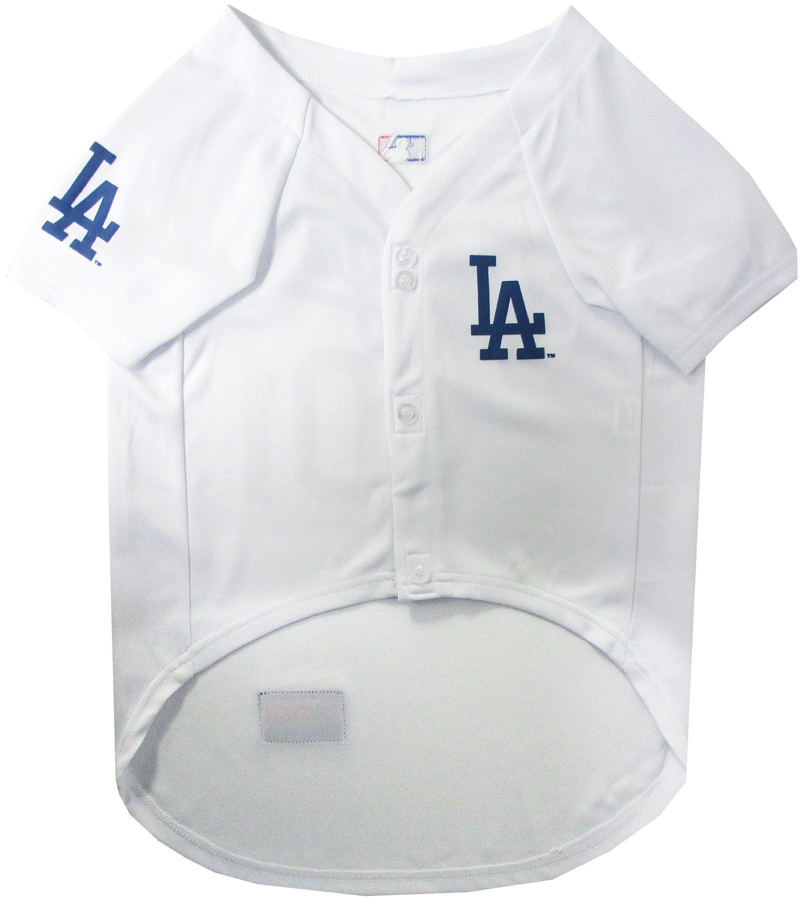 Los Angeles Dodgers Puppy Dog Baseball Jersey - Jersey Champs - Custom Basketball, Baseball, Football & Hockey Jerseys