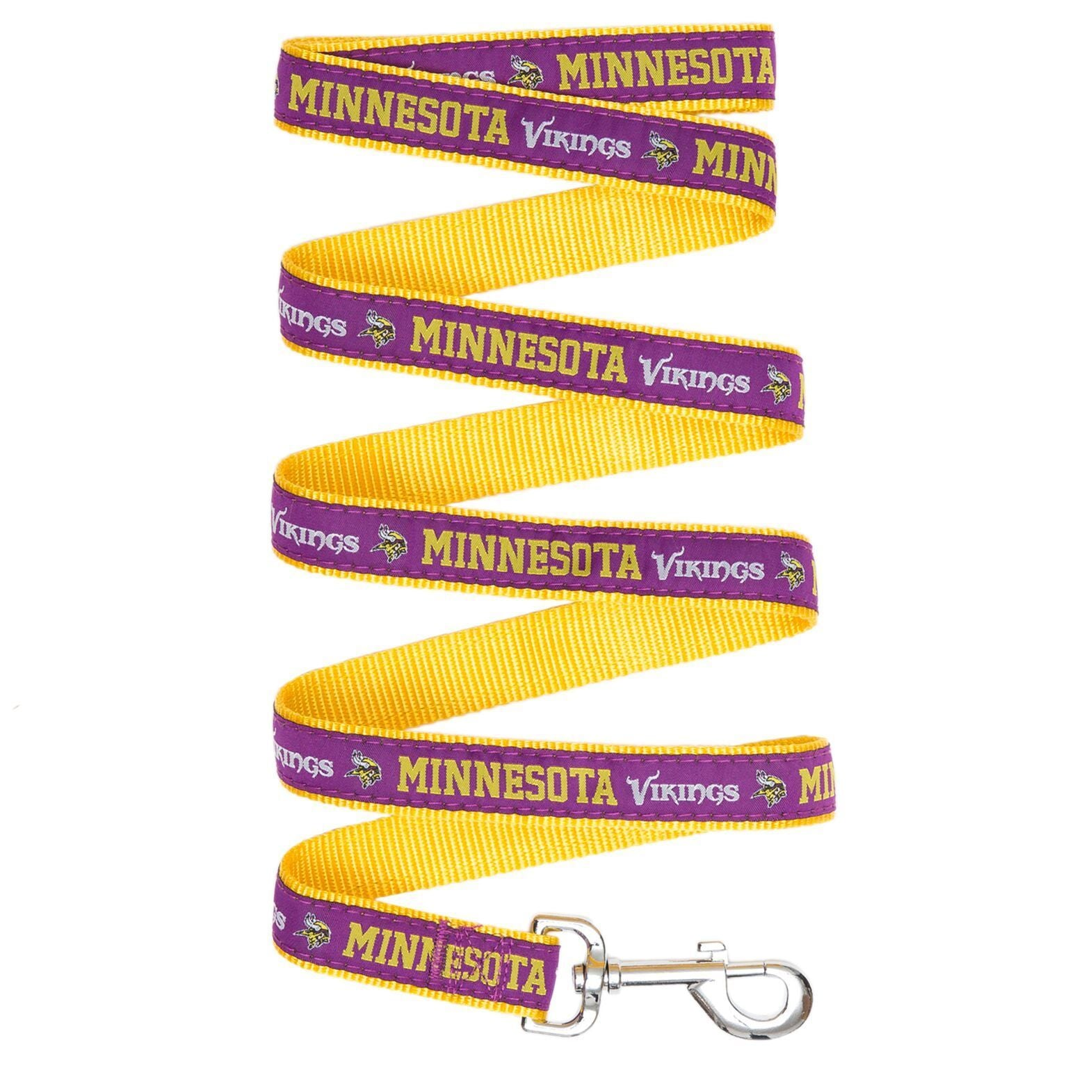 Minnesota Vikings Football Jersey Cheerleading Uniform Collar Leash - Jersey Champs - Custom Basketball, Baseball, Football & Hockey Jerseys