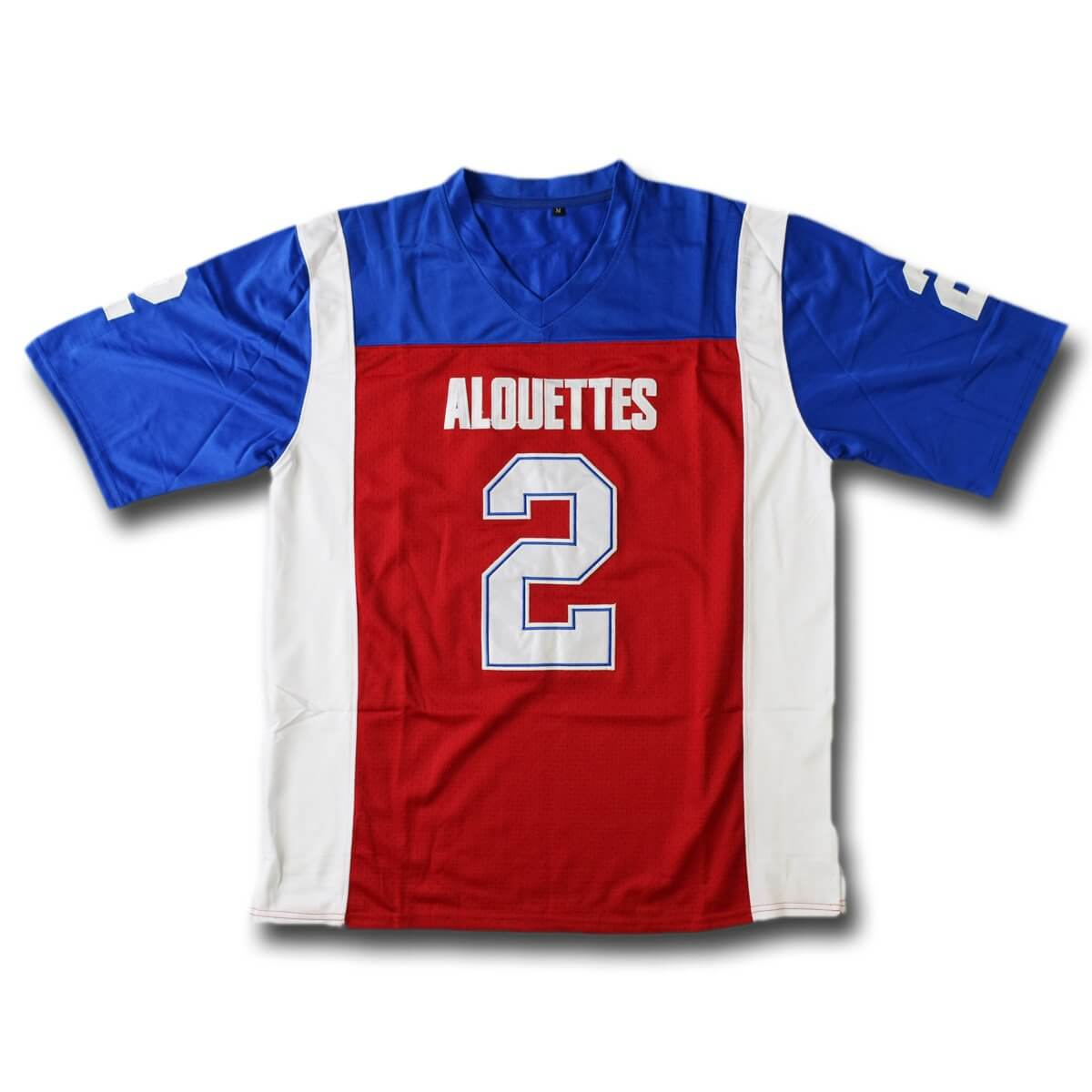 Johnny Manziel Montreal Alouettes 2 Football Jersey