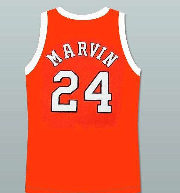 St Louis Spirits Marvin 24 Basketball Jersey - Jersey Champs - Custom Basketball, Baseball, Football & Hockey Jerseys