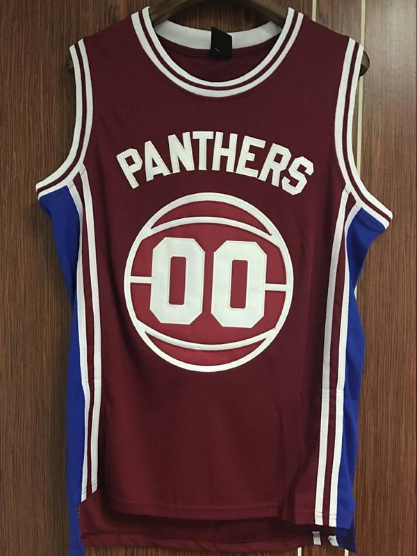 Kyle Watson Panthers Basketball Jersey 00