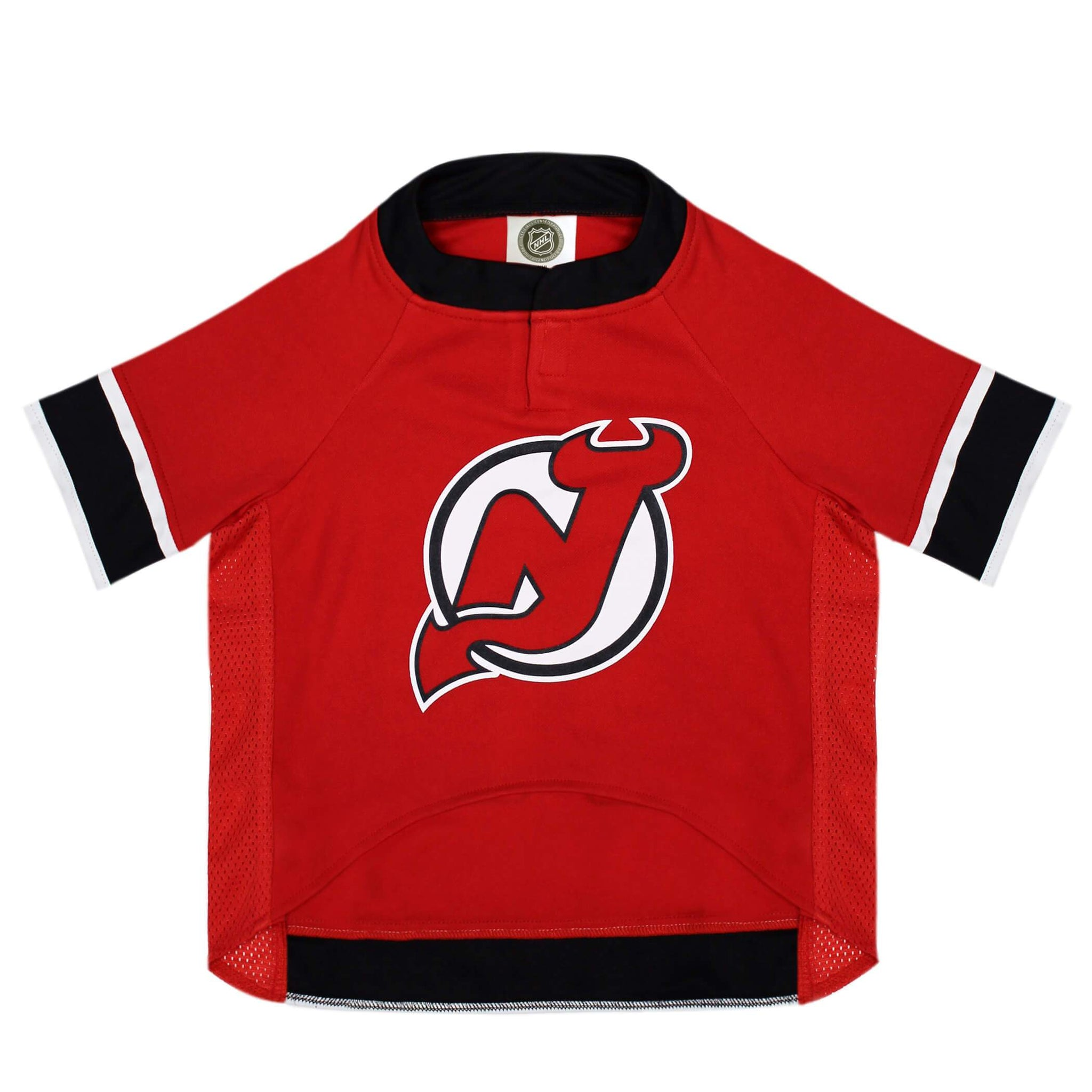 New Jersey Devils Dog Hockey Jersey