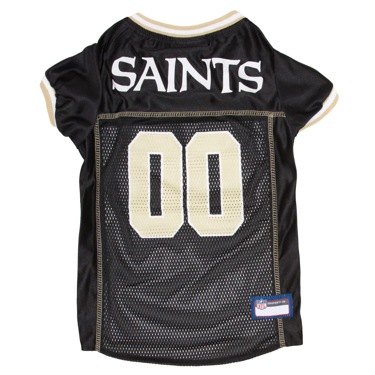 New Orleans Saints Football Jersey Cheerleading Uniform Collar Leash - Jersey Champs - Custom Basketball, Baseball, Football & Hockey Jerseys