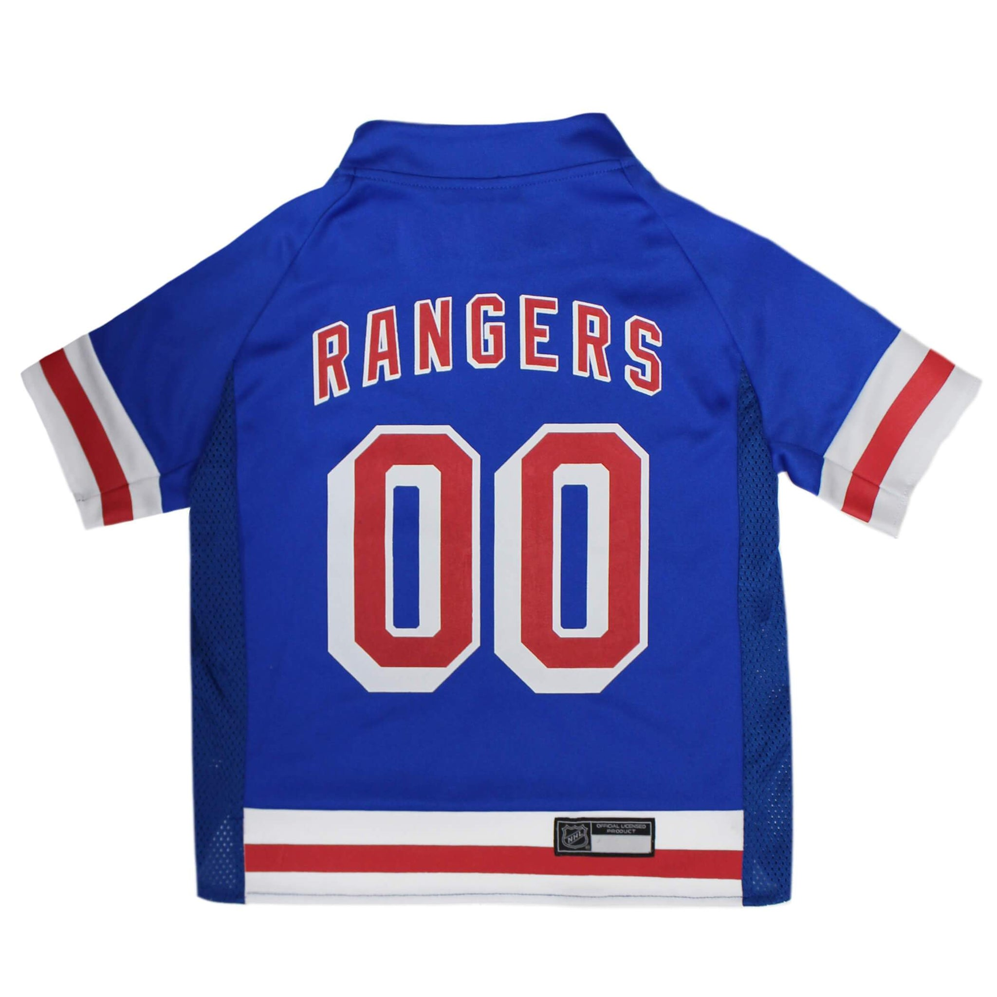 New York Rangers Dog Hockey Jersey