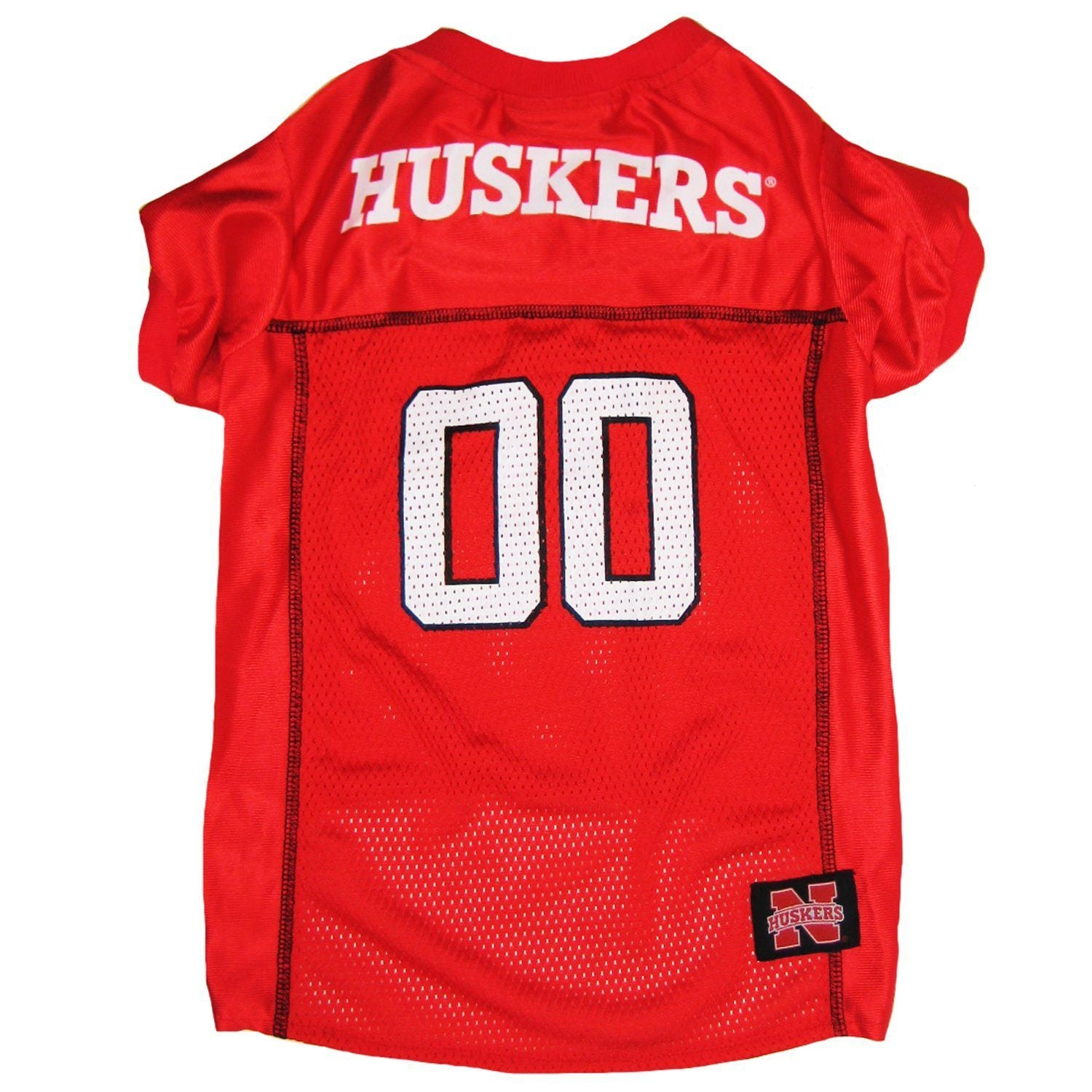 Nebraska Huskers Football Puppy Dog Jersey - Jersey Champs - Custom Basketball, Baseball, Football & Hockey Jerseys