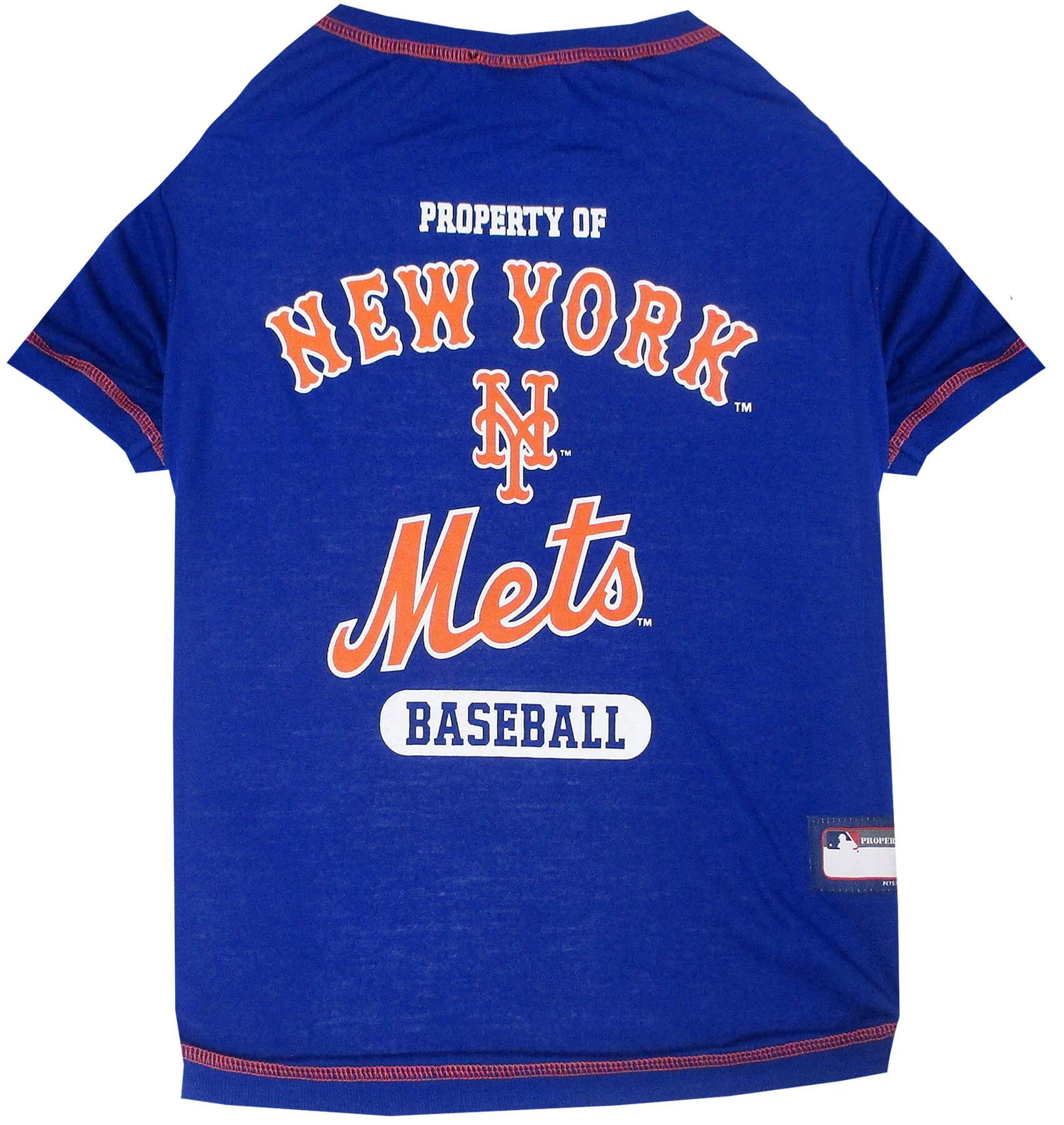 New York Mets Dog Shirt