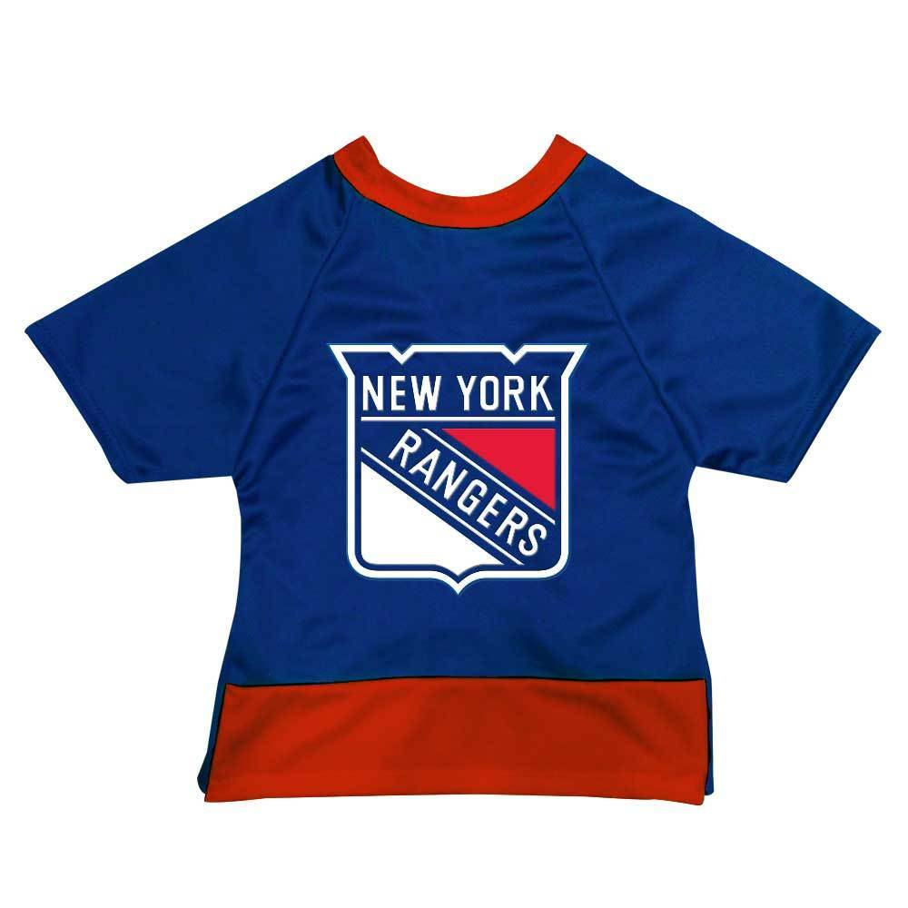 New York Rangers Puppy Ice Hockey Jersey - Jersey Champs - Custom Basketball, Baseball, Football & Hockey Jerseys