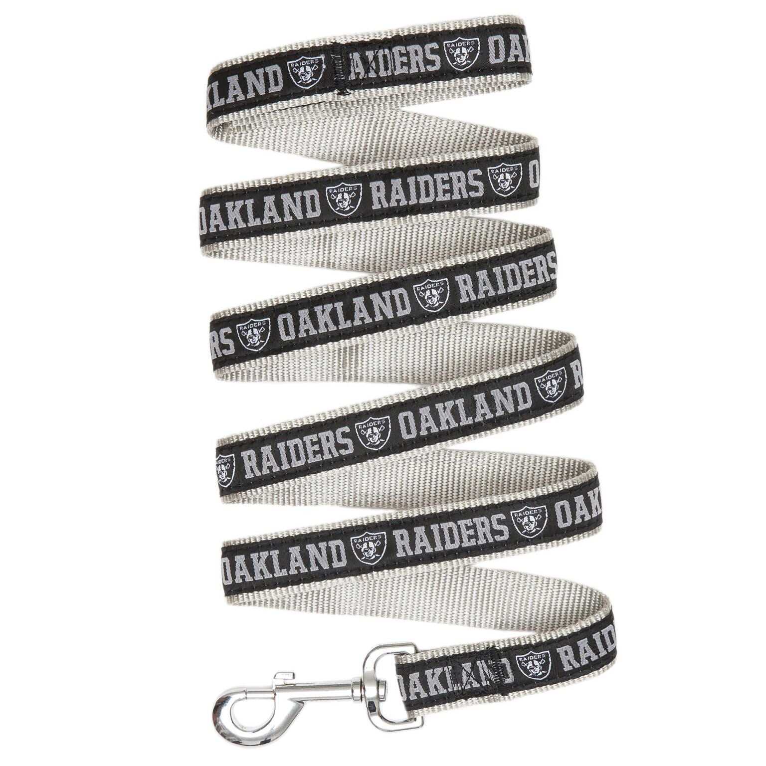 Oakland Raiders Football Jersey Cheerleading Uniform Collar Leash - Jersey Champs - Custom Basketball, Baseball, Football & Hockey Jerseys