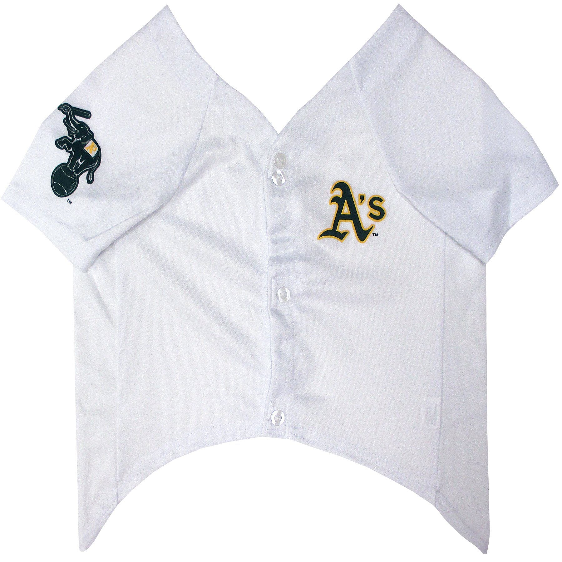 Oakland Athletics Puppy Dog Baseball Jersey - Jersey Champs - Custom Basketball, Baseball, Football & Hockey Jerseys