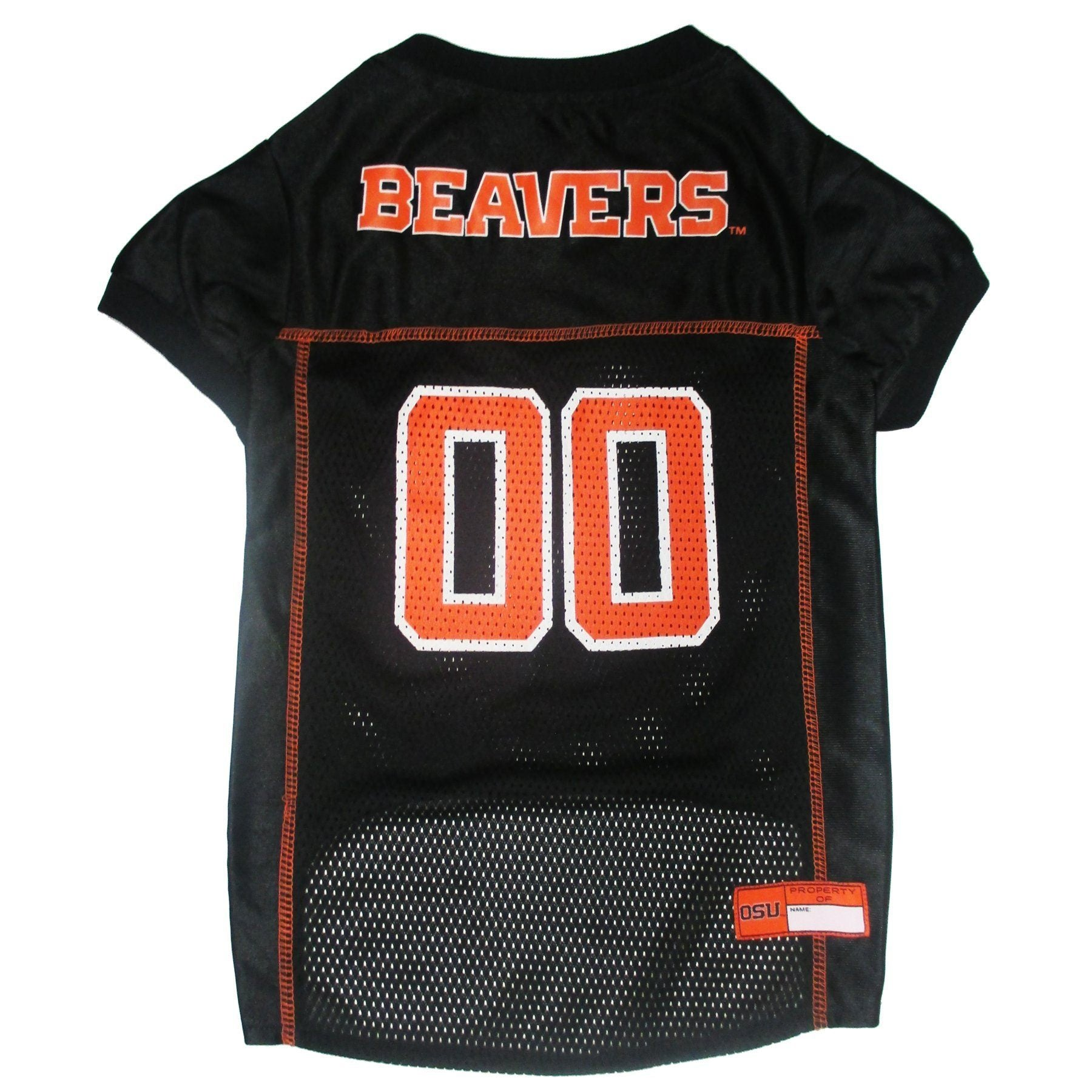 Oregon Beavers Football Puppy Dog Jersey - Jersey Champs - Custom Basketball, Baseball, Football & Hockey Jerseys